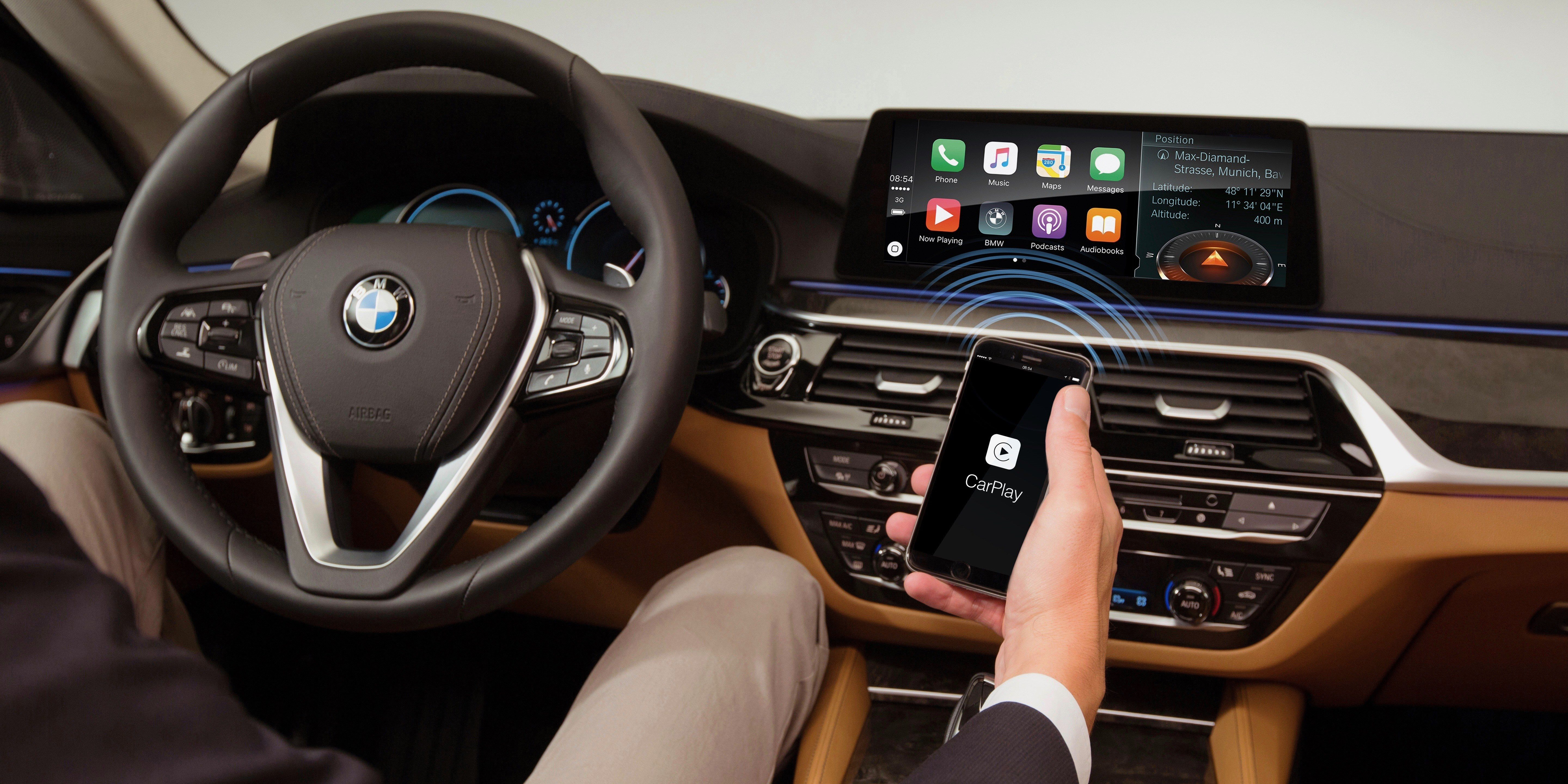 photo of BMW will no longer require a subscription to use CarPlay in some cars image