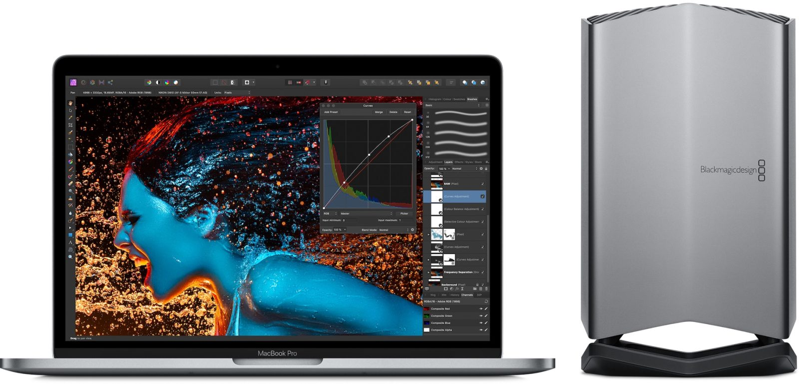 Affinity Designer and Photo for Mac updated to version 1.7 with multi-GPU and HDR display support