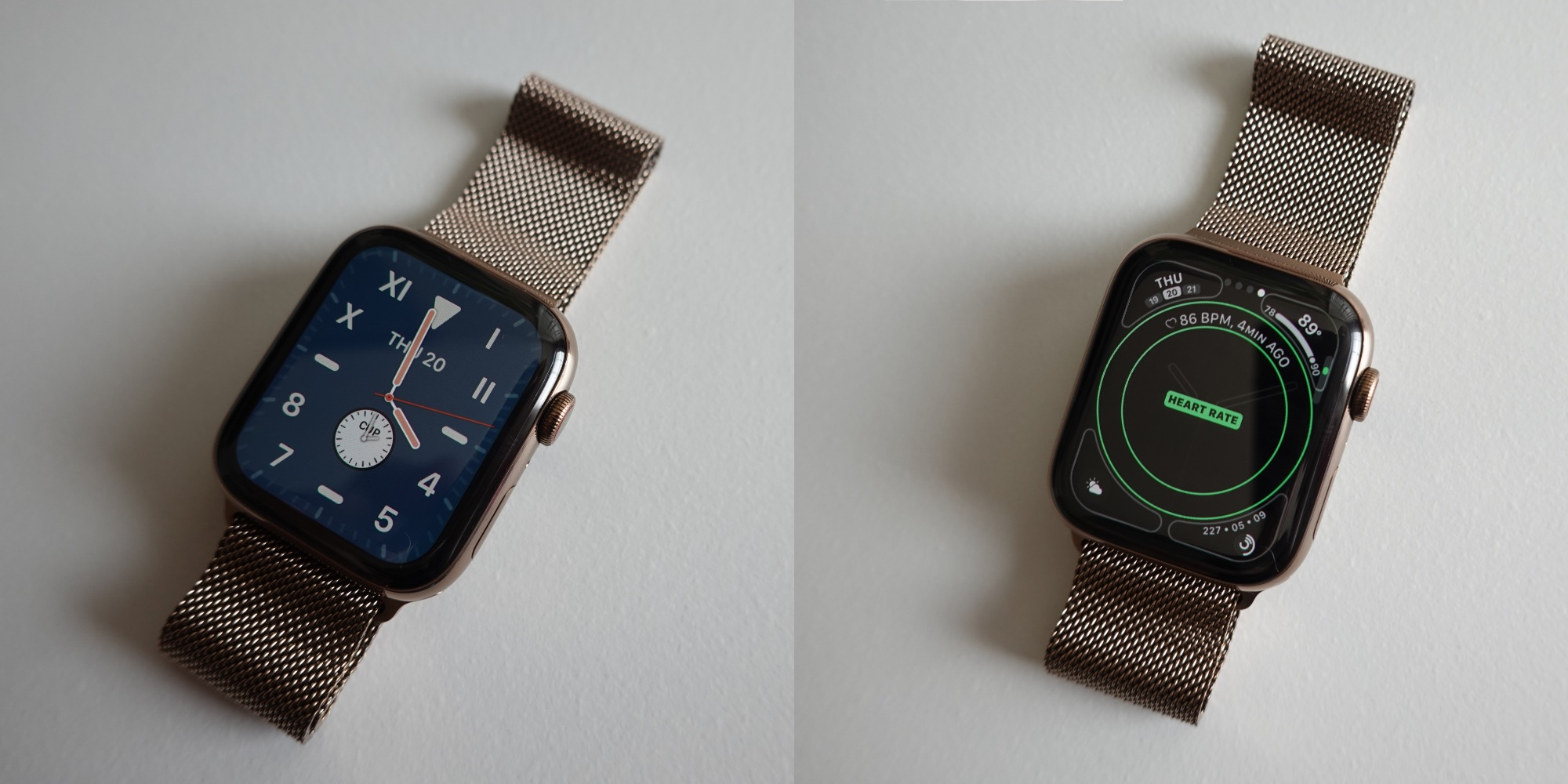 QnA VBage watchOS 6: Exploring California and the many forms of the new Apple Watch face