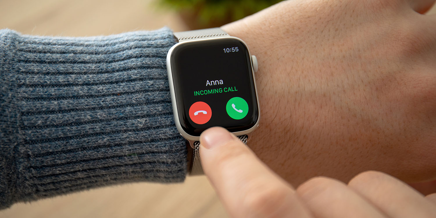 Can you make calls with apple watch without iphone