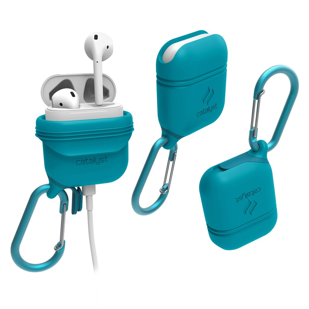 catalyst AirPods case blue