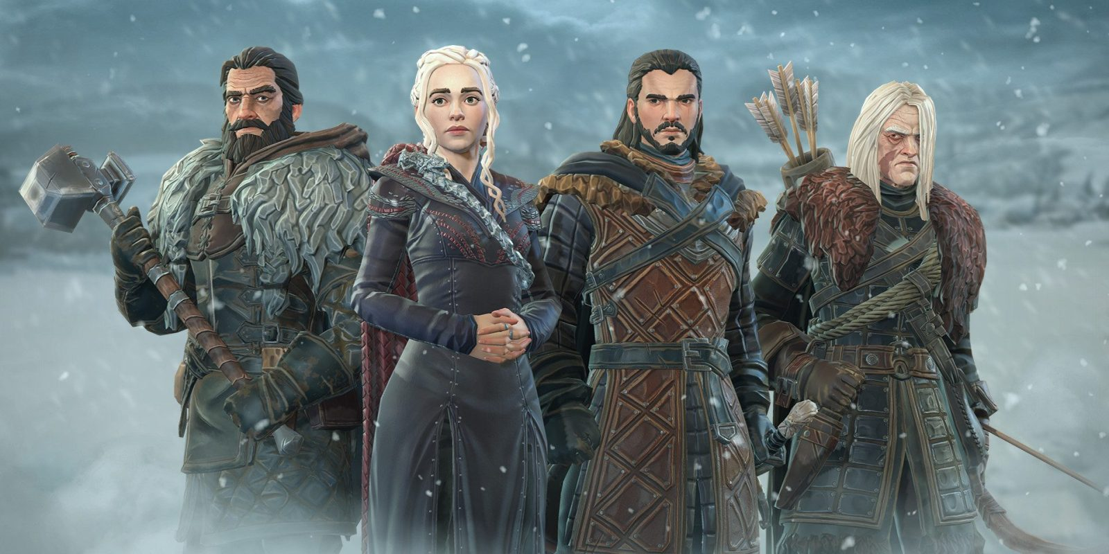 New Game of Thrones Beyond the Wall RPG hits this year on iOS/Android