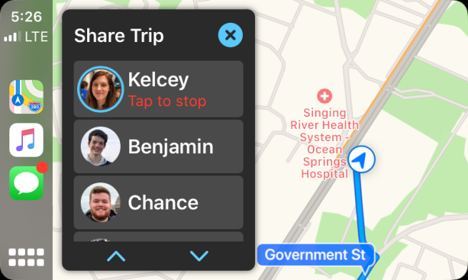 Hands On With Carplay In Ios 13 New Apps Light Mode More 9to5mac