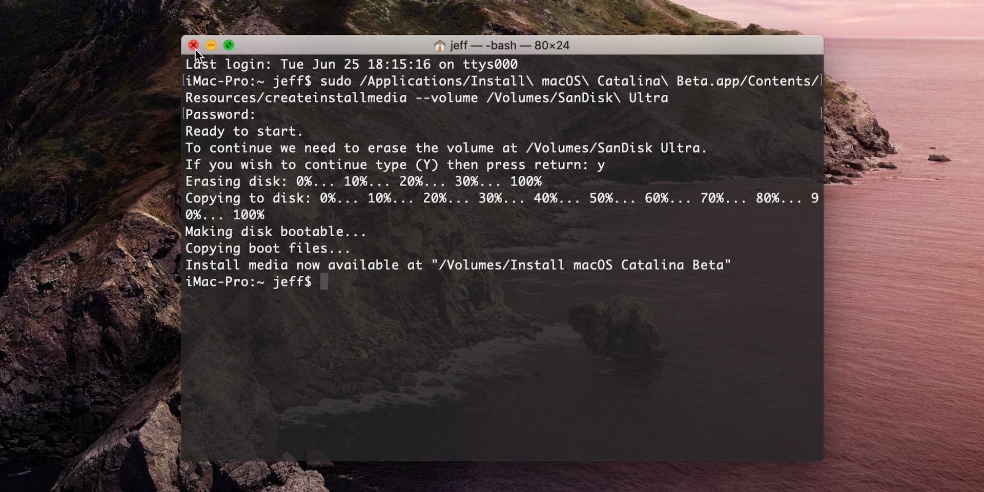 Make A Bootable Usb Mac Os