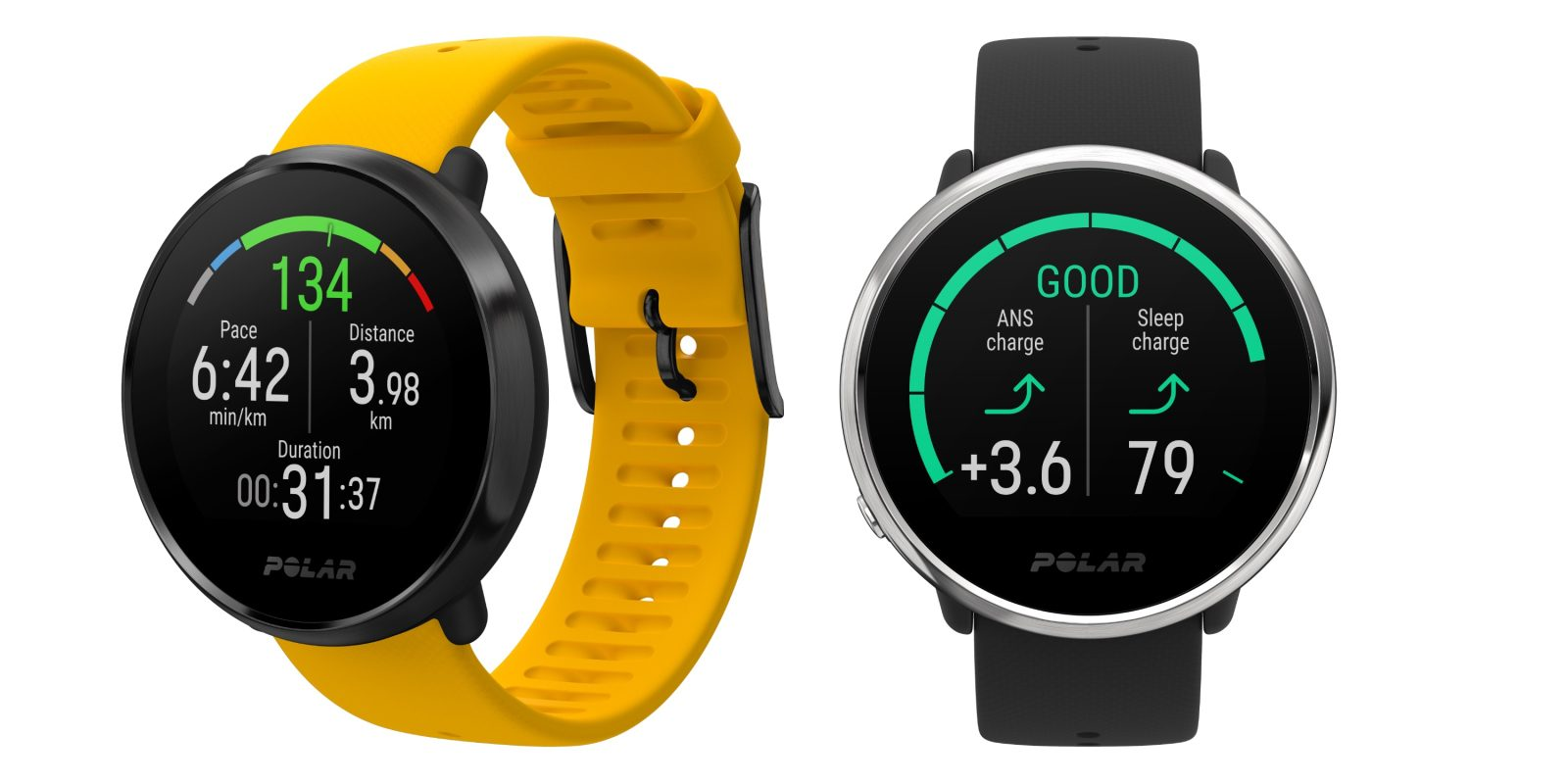 Polar Ignite sport watch heats up Apple Watch competition with sleep and fitness coaching