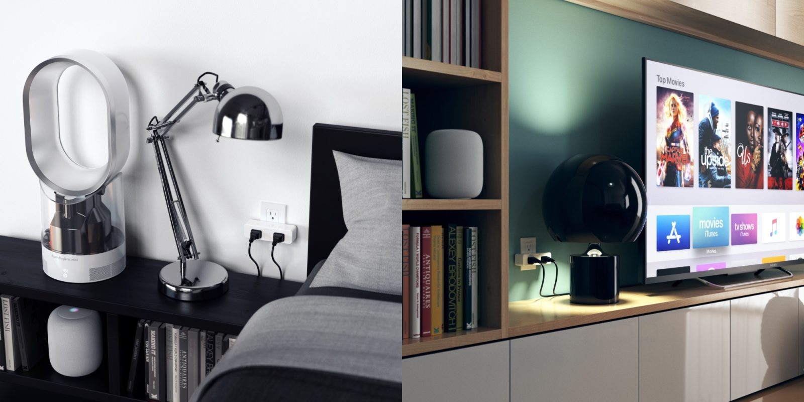 Satechi now sells a HomeKit plug that turns one dumb outlet into two smart outlets [30% off]