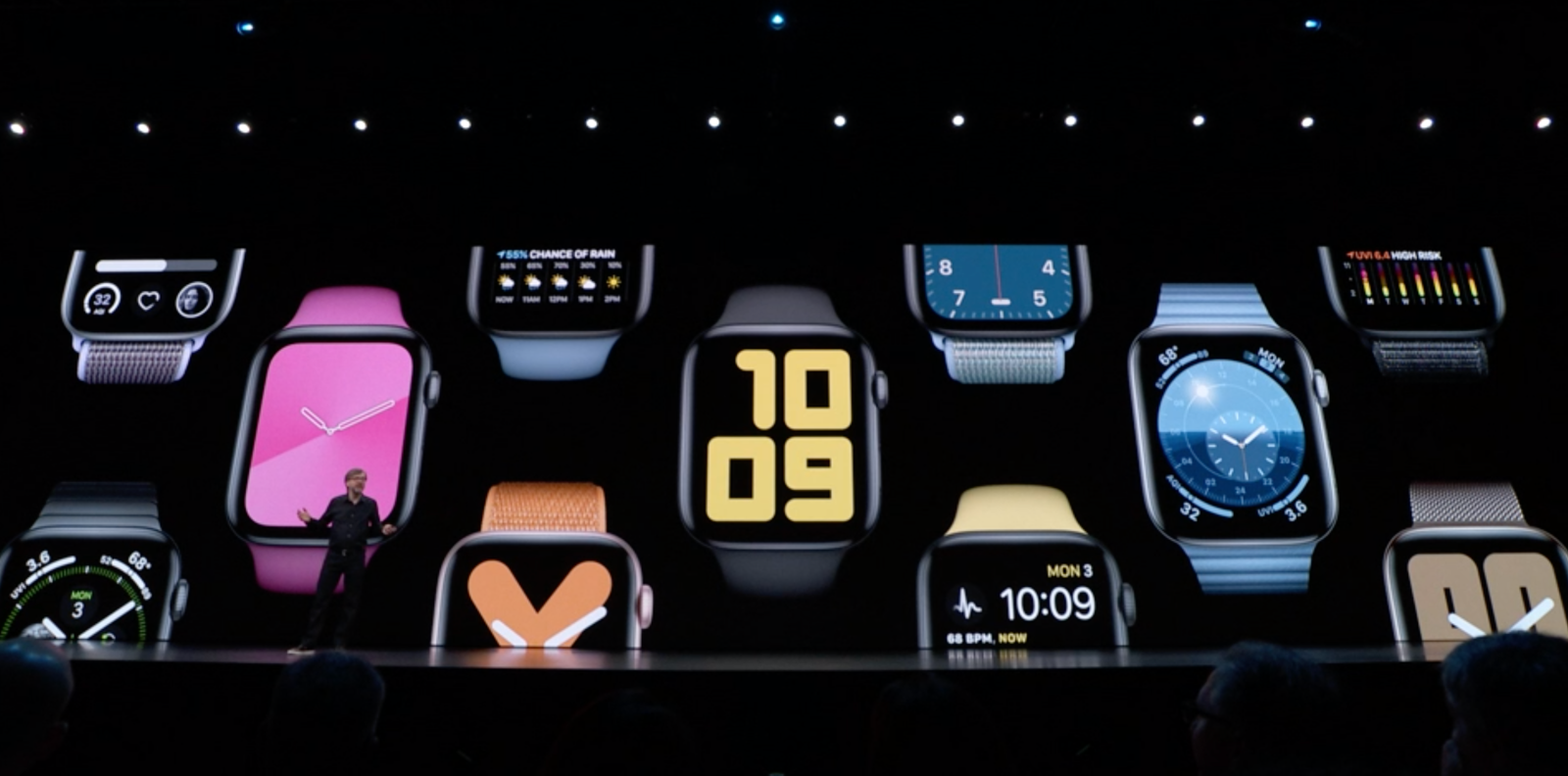 Apple officially announces watchOS 6 for Apple Watch with
