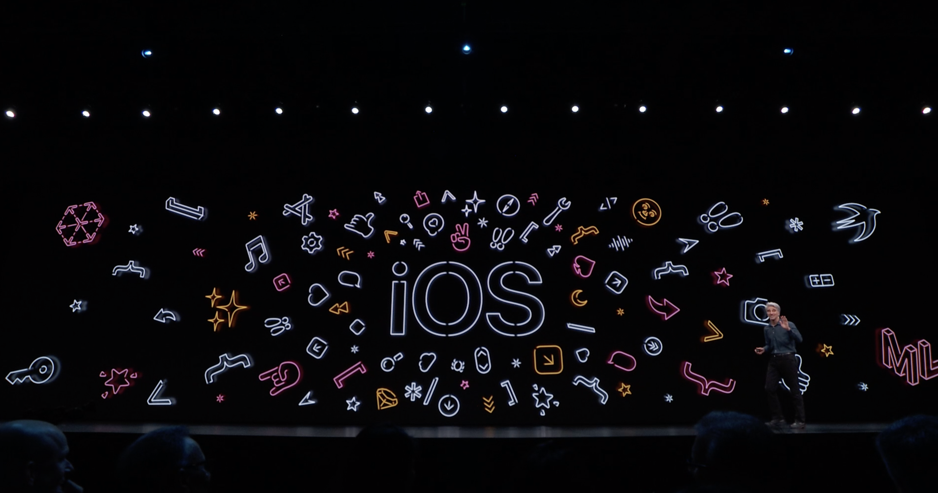 Apple officially unveils iOS 13 for iPhone at WWDC 2019 with