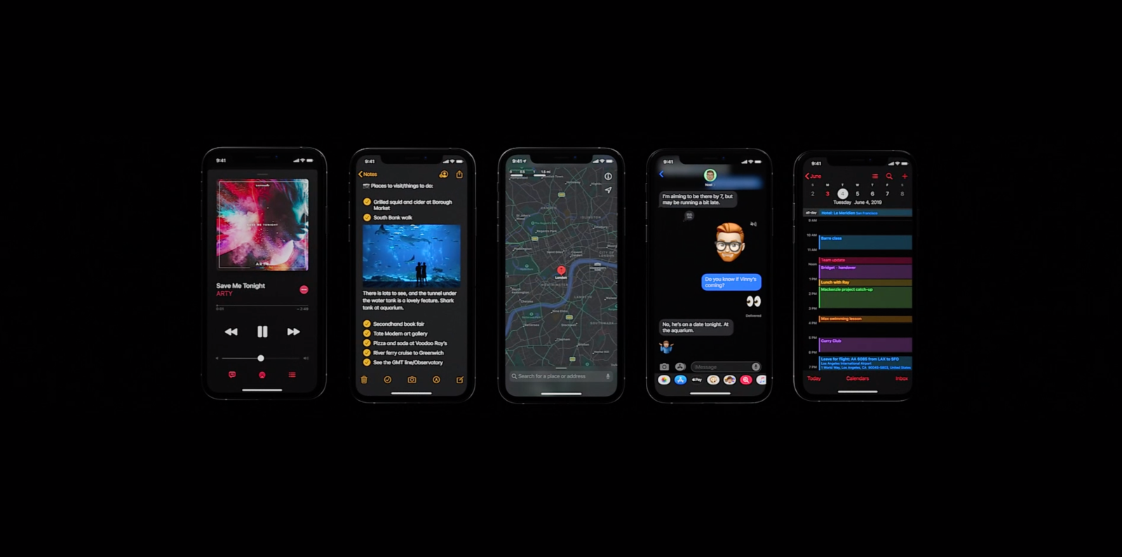 [Update: Now available] Here are all of the iPhones and iPads that support iOS 13 and iPadOS 13