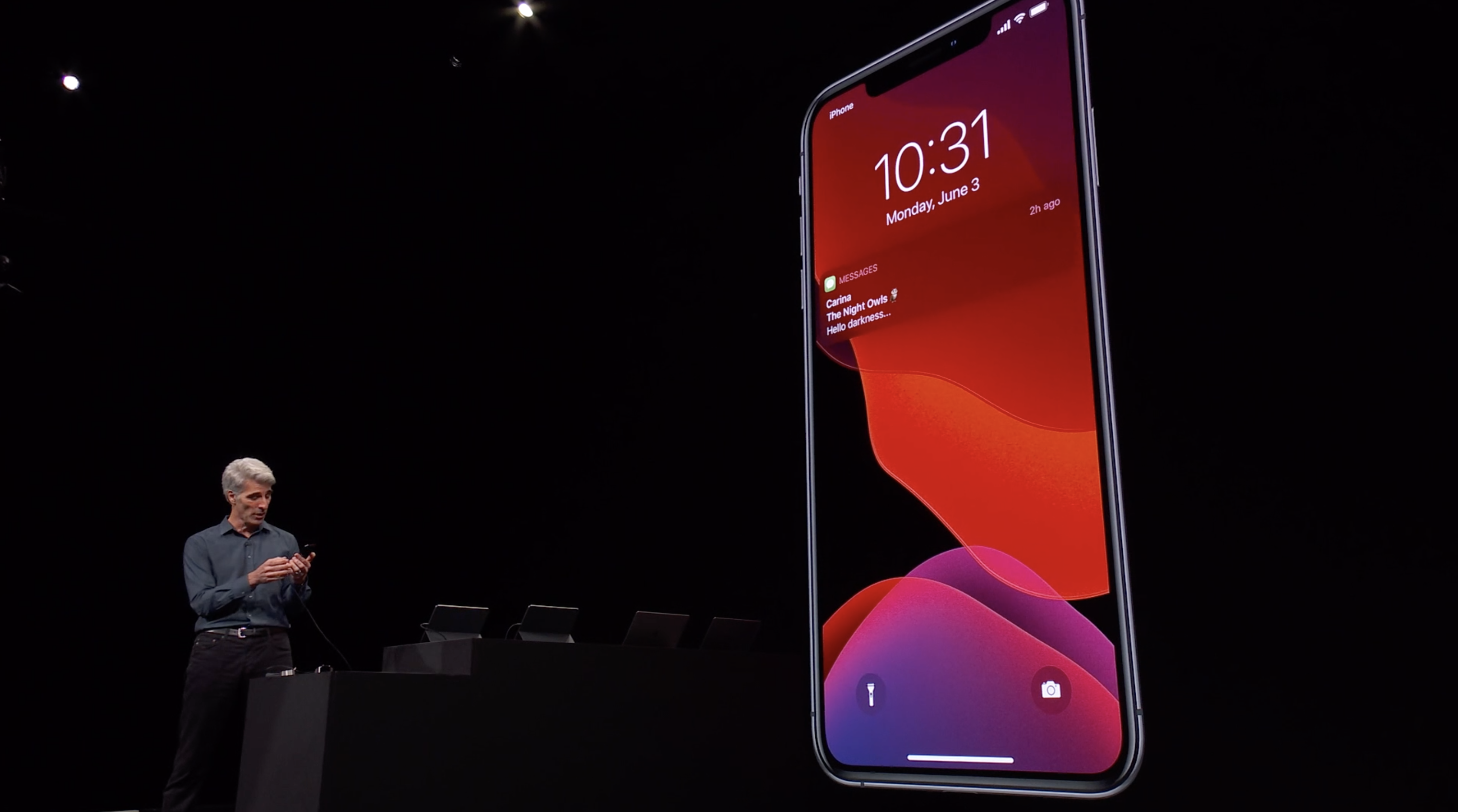 Apple officially unveils iOS 13 for iPhone at WWDC 2019 with Dark