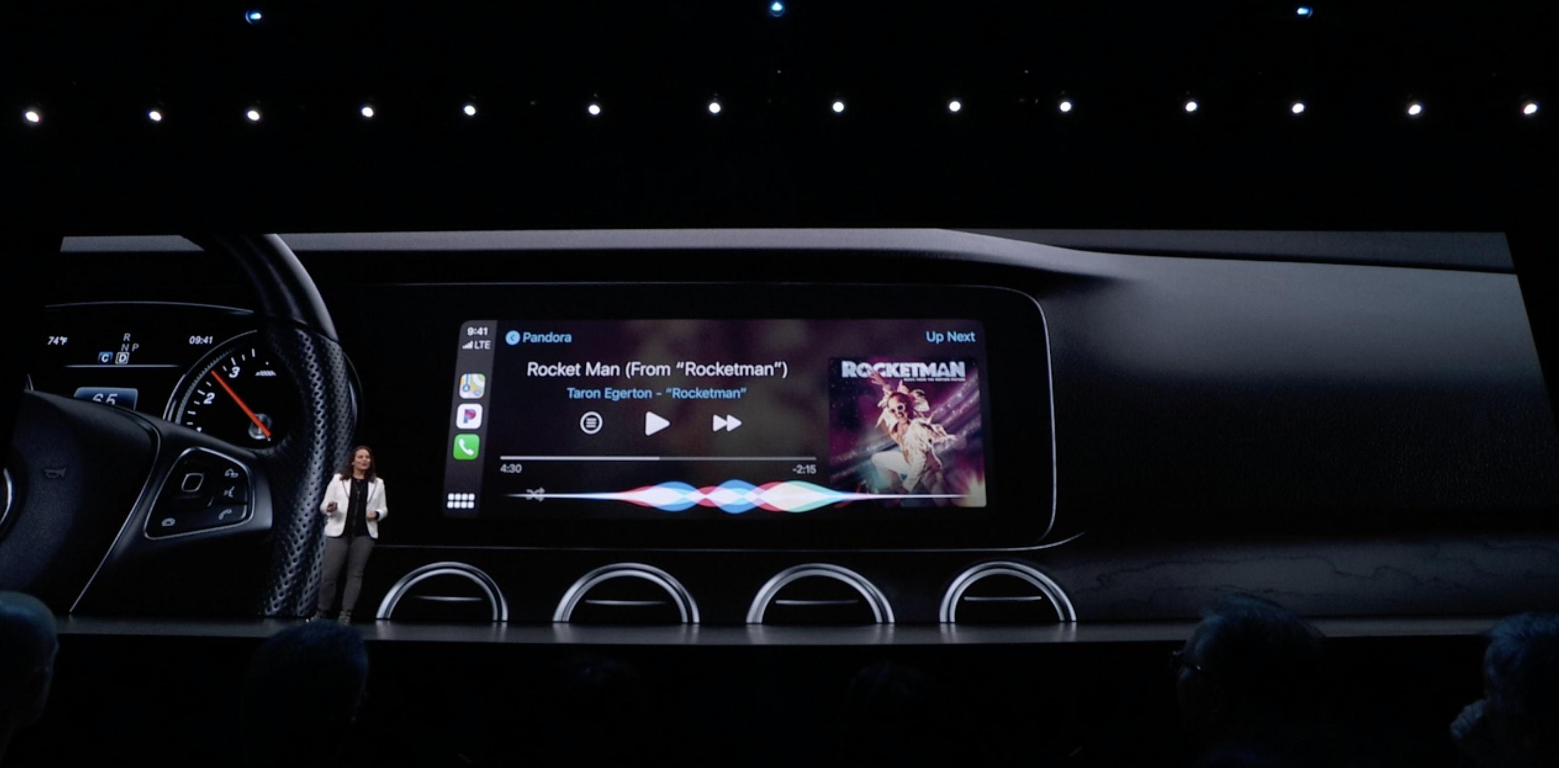 Apple Announces All New Carplay With New Interface And Siri Control