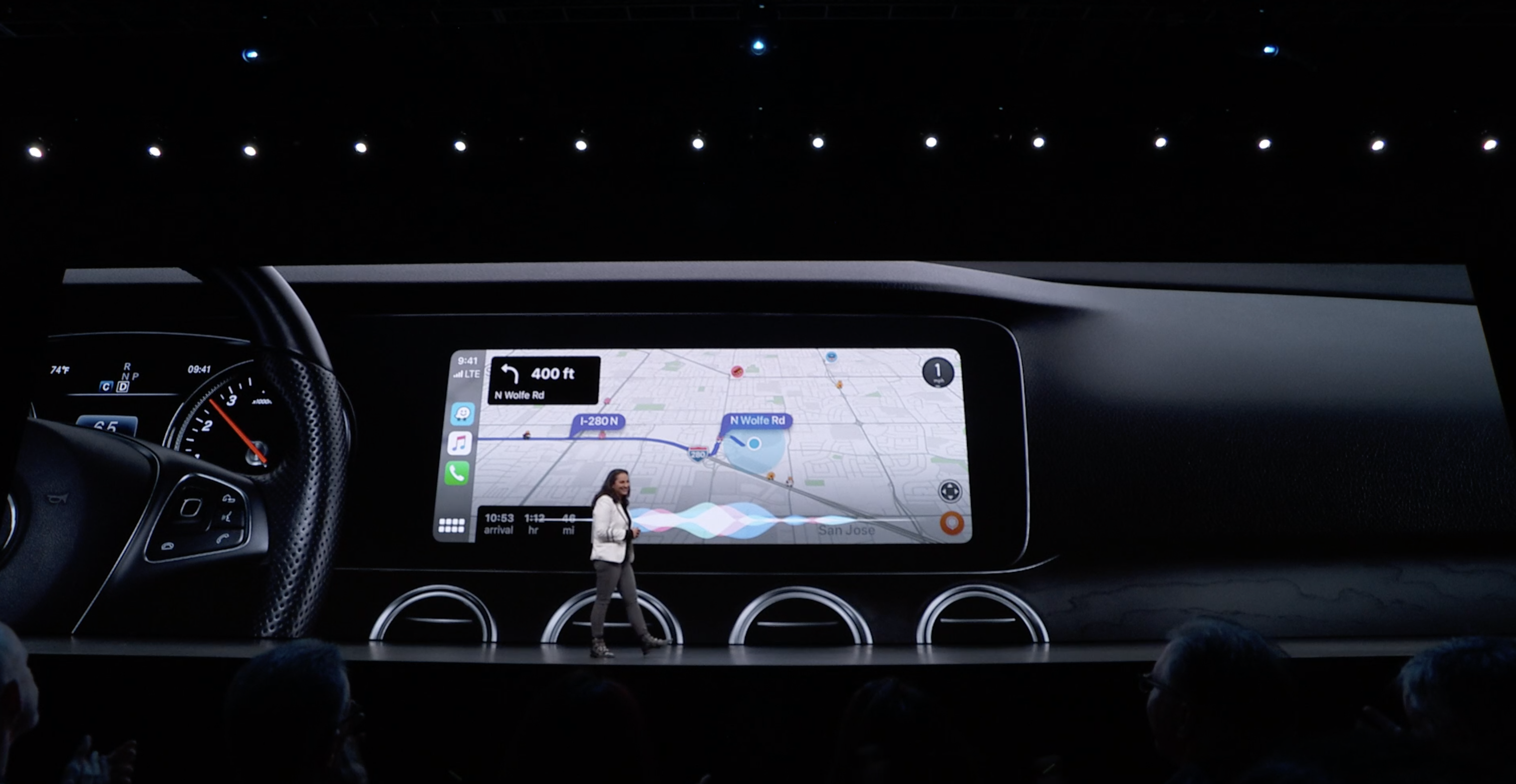 Apple announces all-new CarPlay with new interface and Siri control