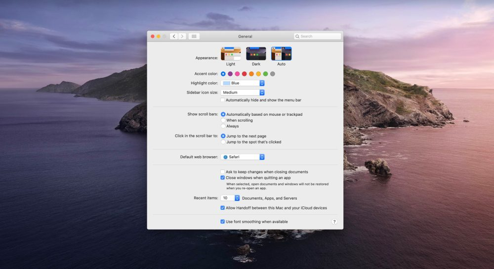 macOS 10 15 Catalina tidbits: iMessage effects, Auto Dark