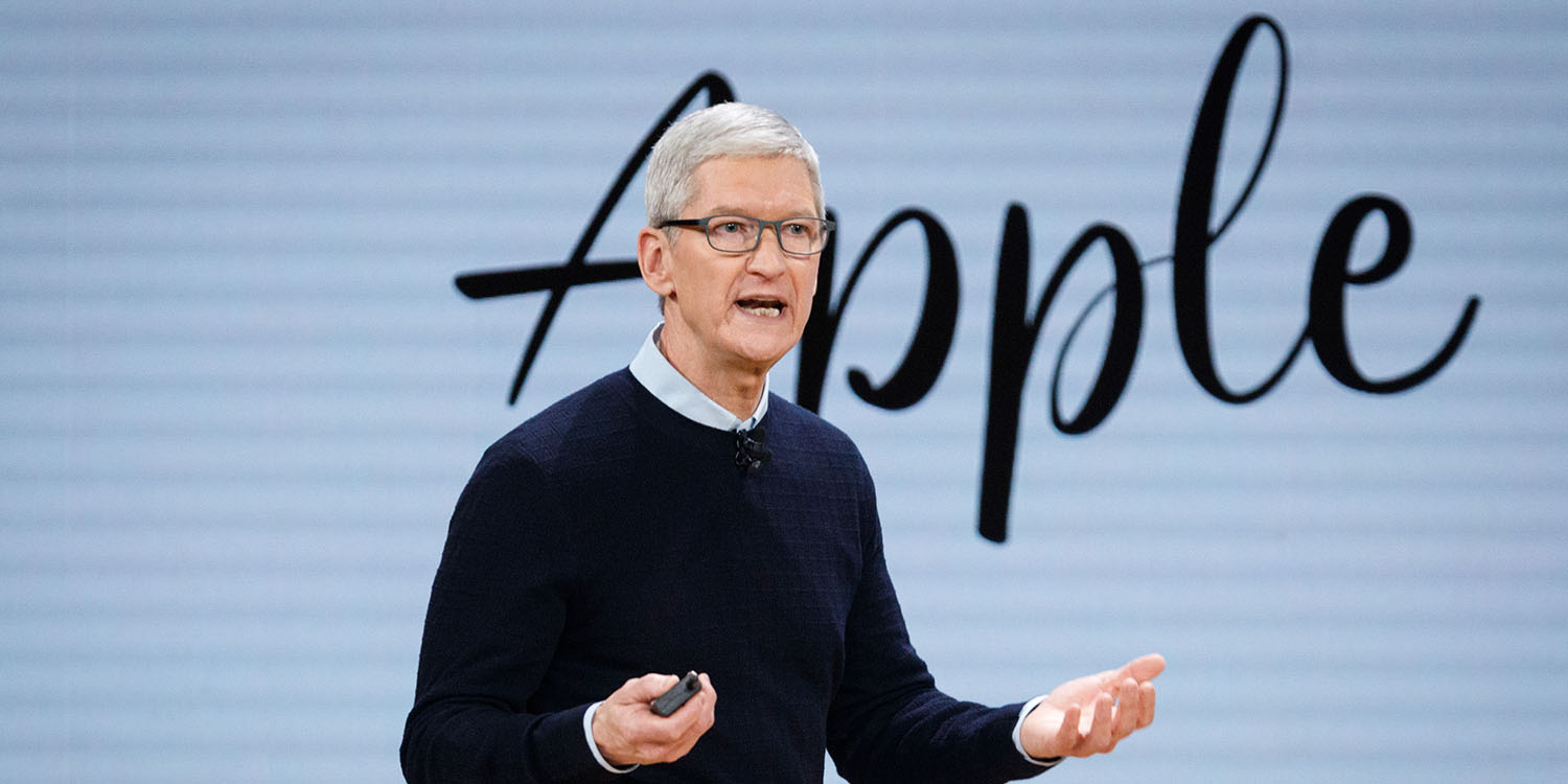 Judge allows shareholders to sue Apple over Tim Cook's comments on iPhone demand in China