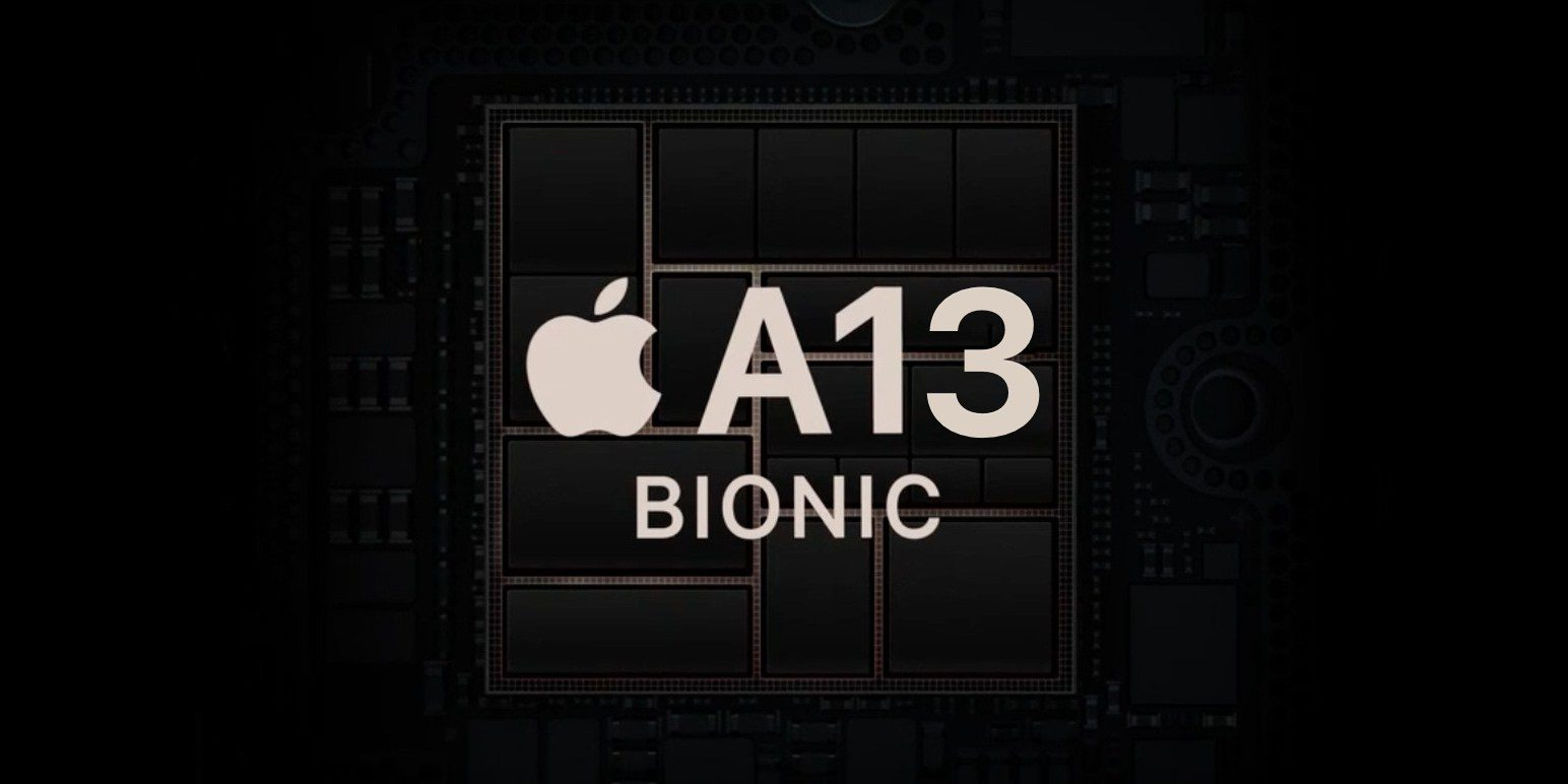A13 Bionic chip iPhone 11 and 11 Pro