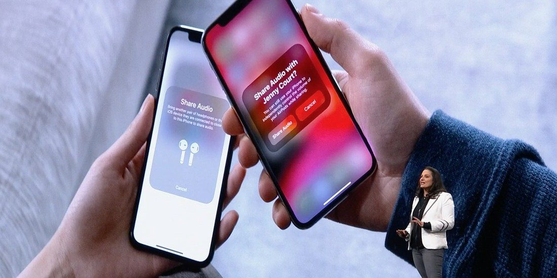 iOS 13 lets you share your headphones audio with a friend — here's what devices you need