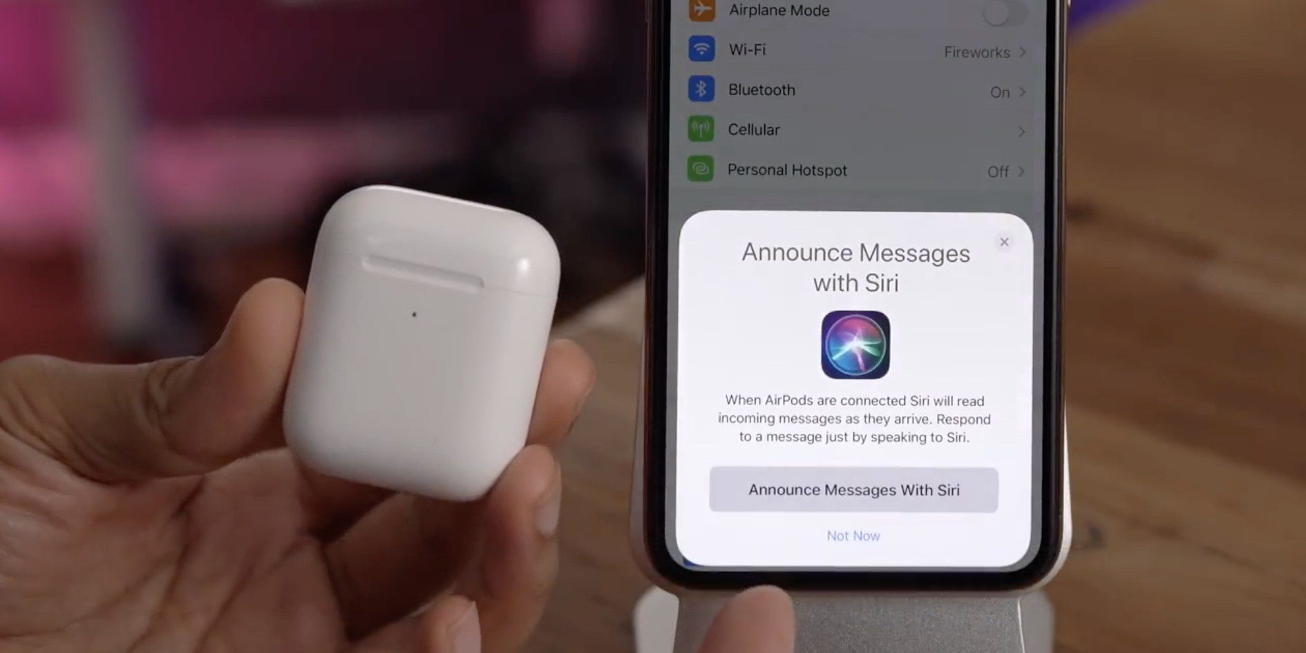 iphone 7 read text messages bluetooth