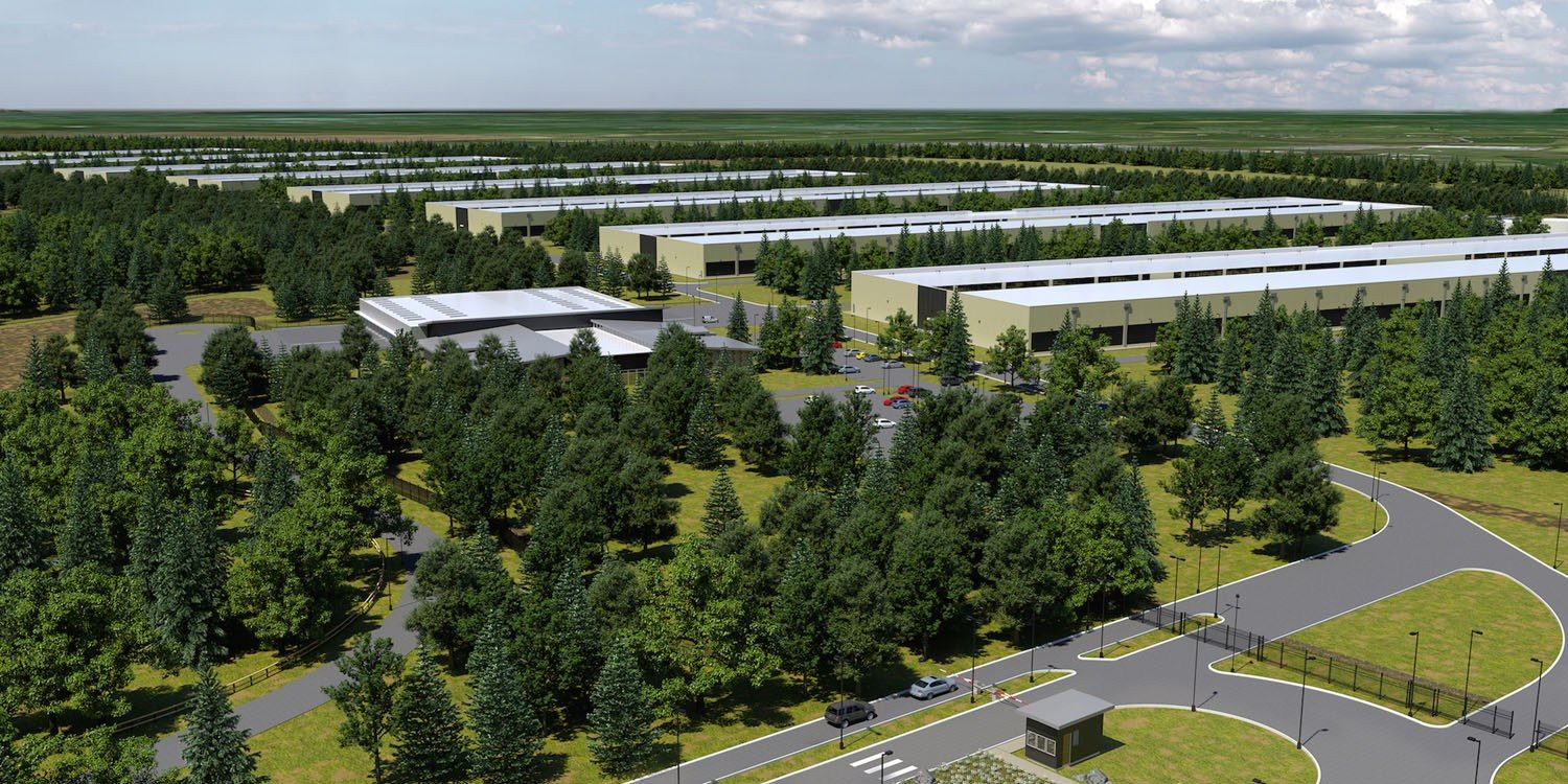 Apple cancels 700-acre data center project in Denmark, looks to sell off the land