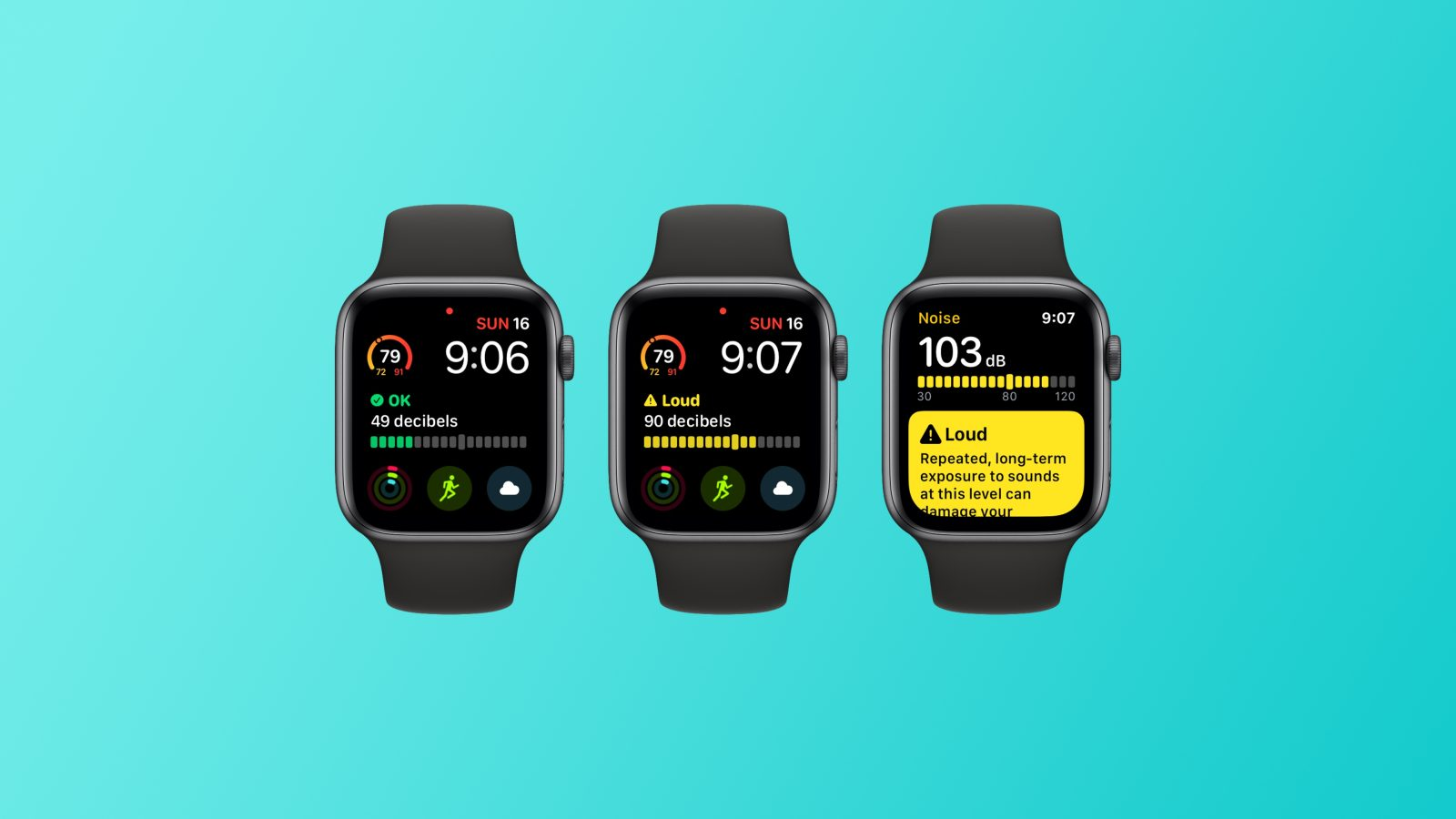 Hands-on: How the Noise app in watchOS 6 helps protect your hearing