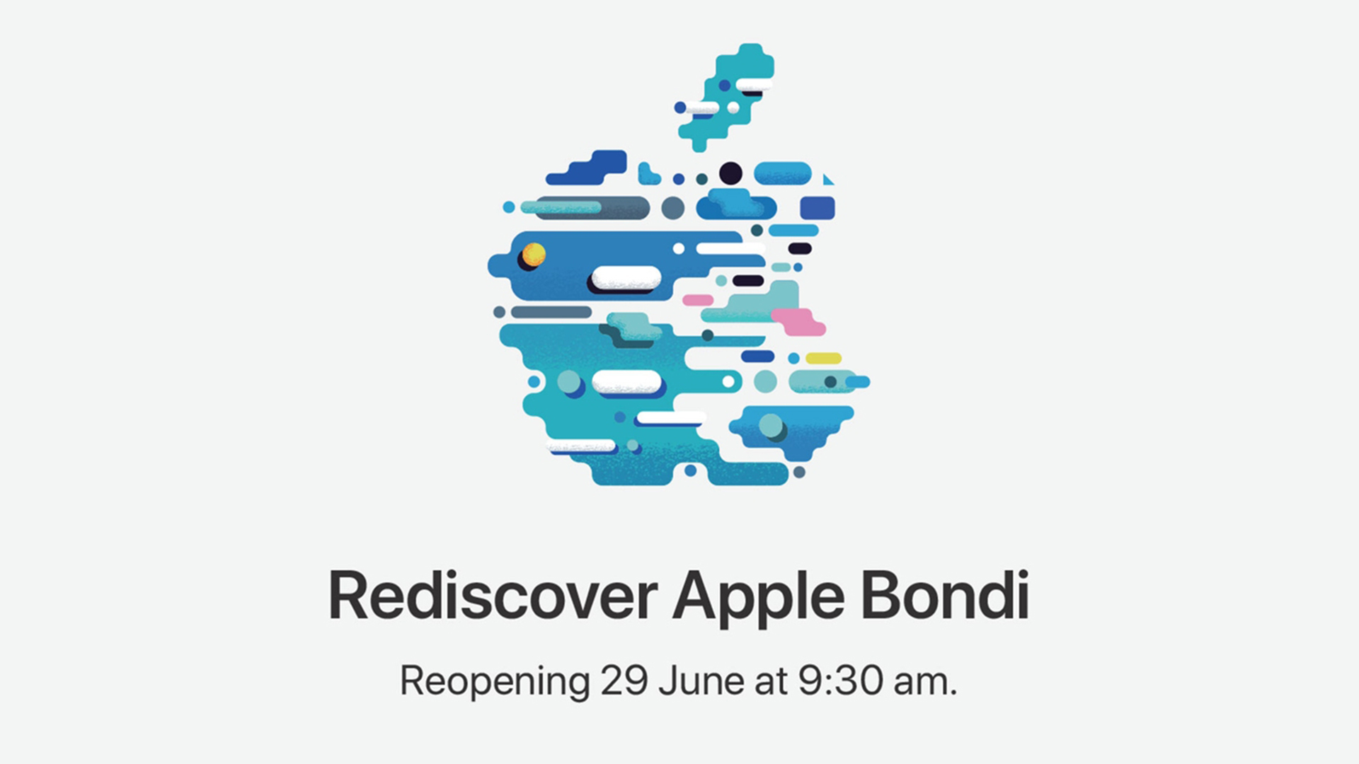 photo of Upgraded Apple Bondi reopens in Australia on June 29th image