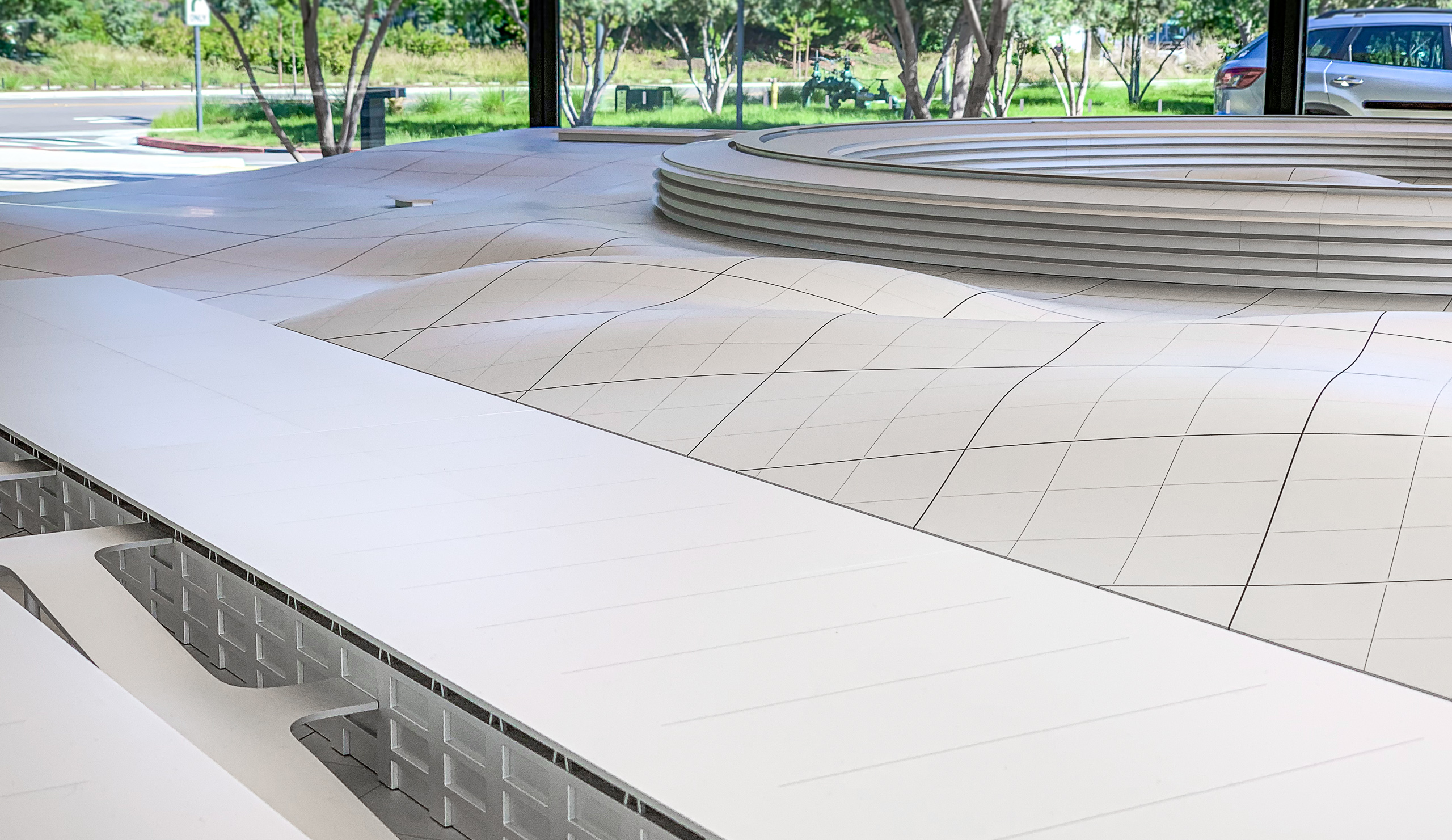 Apple Park AR Model