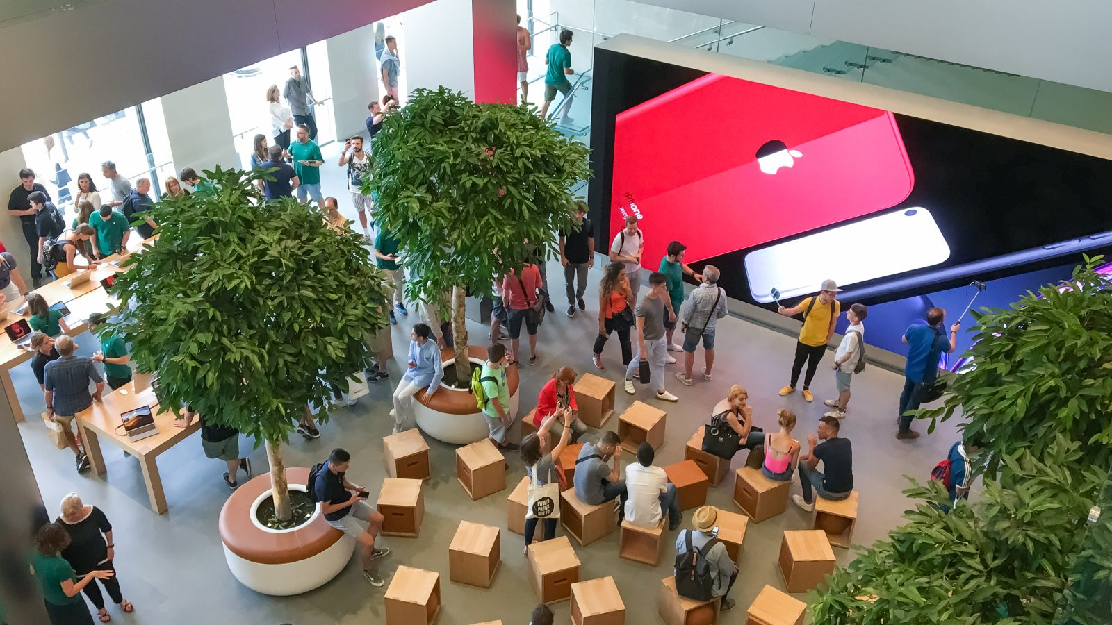 Gallery: Redesigned Apple Passeig de Gràcia opens in Barcelona - 9to5Mac