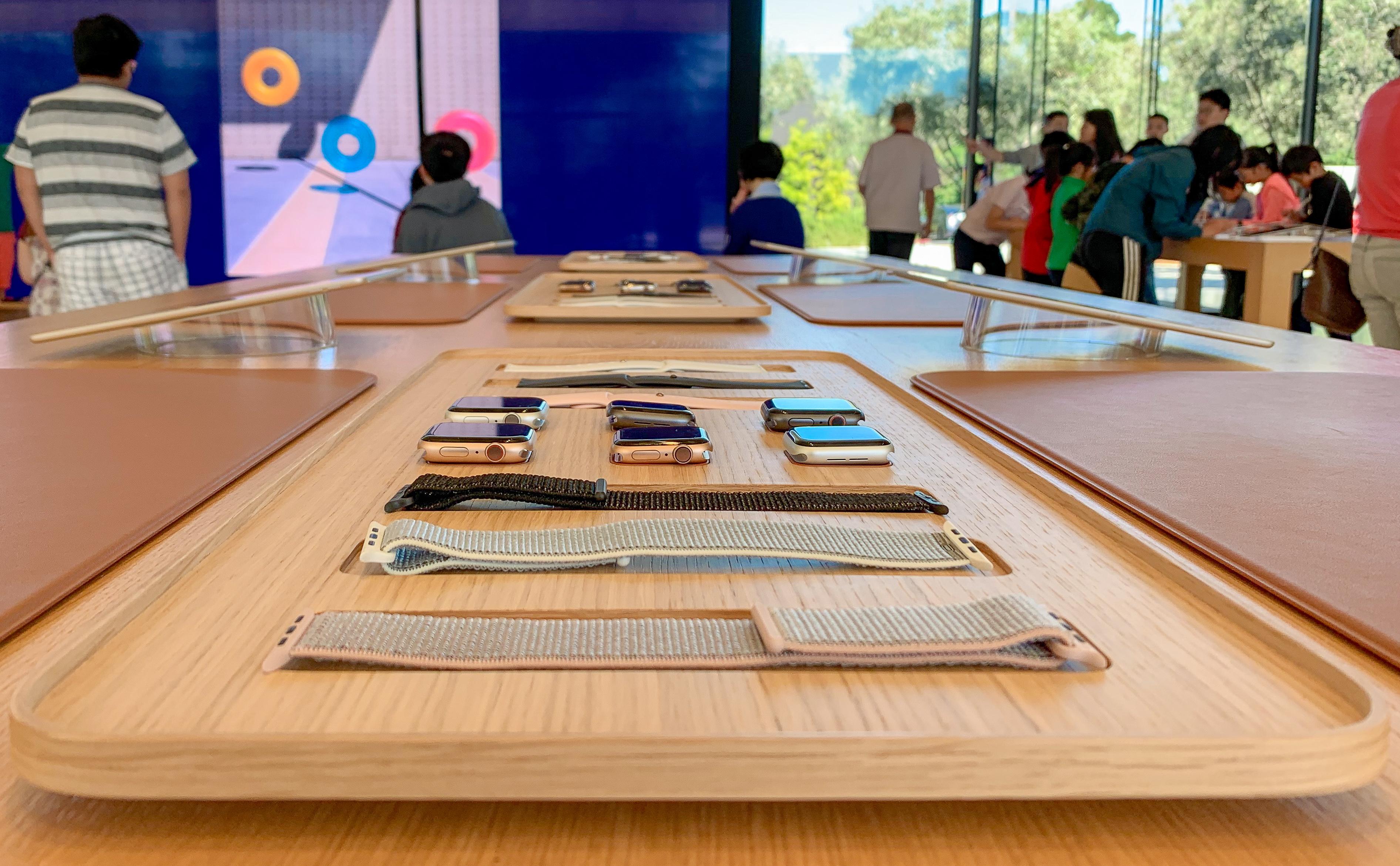Apple Watch Band Tray