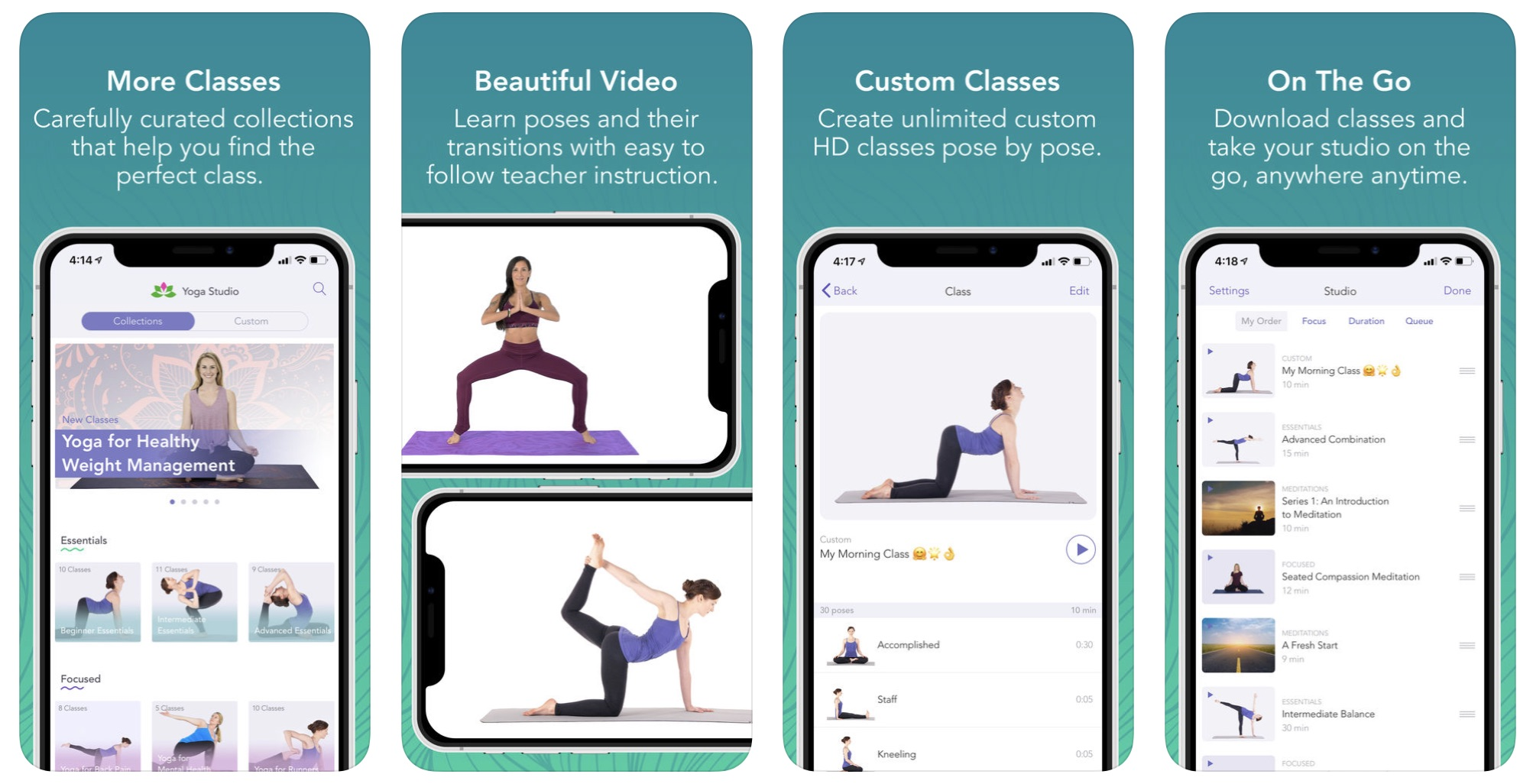 Best yoga apps for Apple Watch, iPhone, iPad, and Apple TV