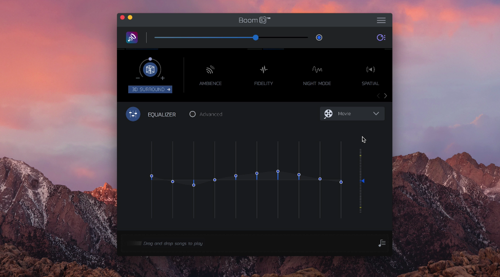 Get unbelievably realistic sound & control your Mac's audio