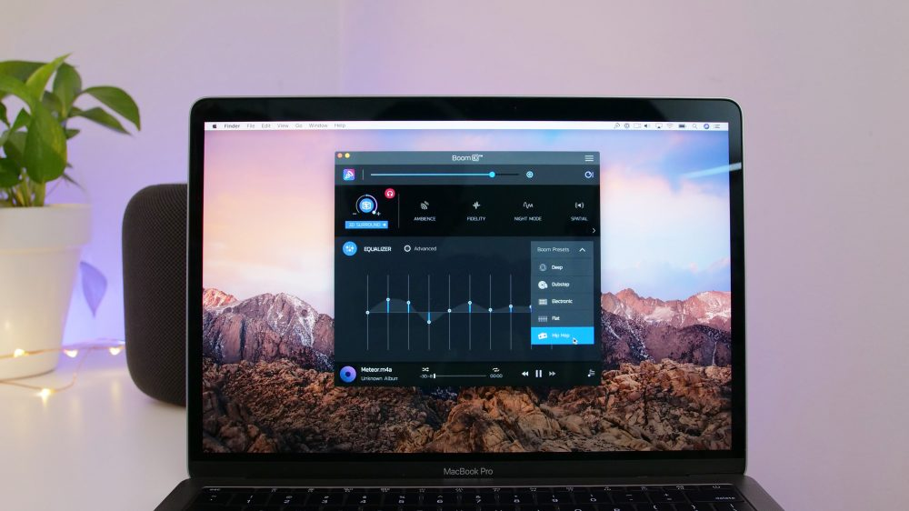 Get Boom 3D advanced EQ app & volume booster for Mac and iOS $11 89