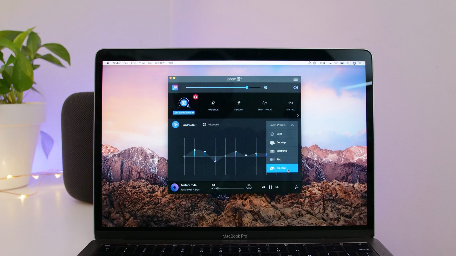 Get unbelievably realistic sound & control your Mac's audio