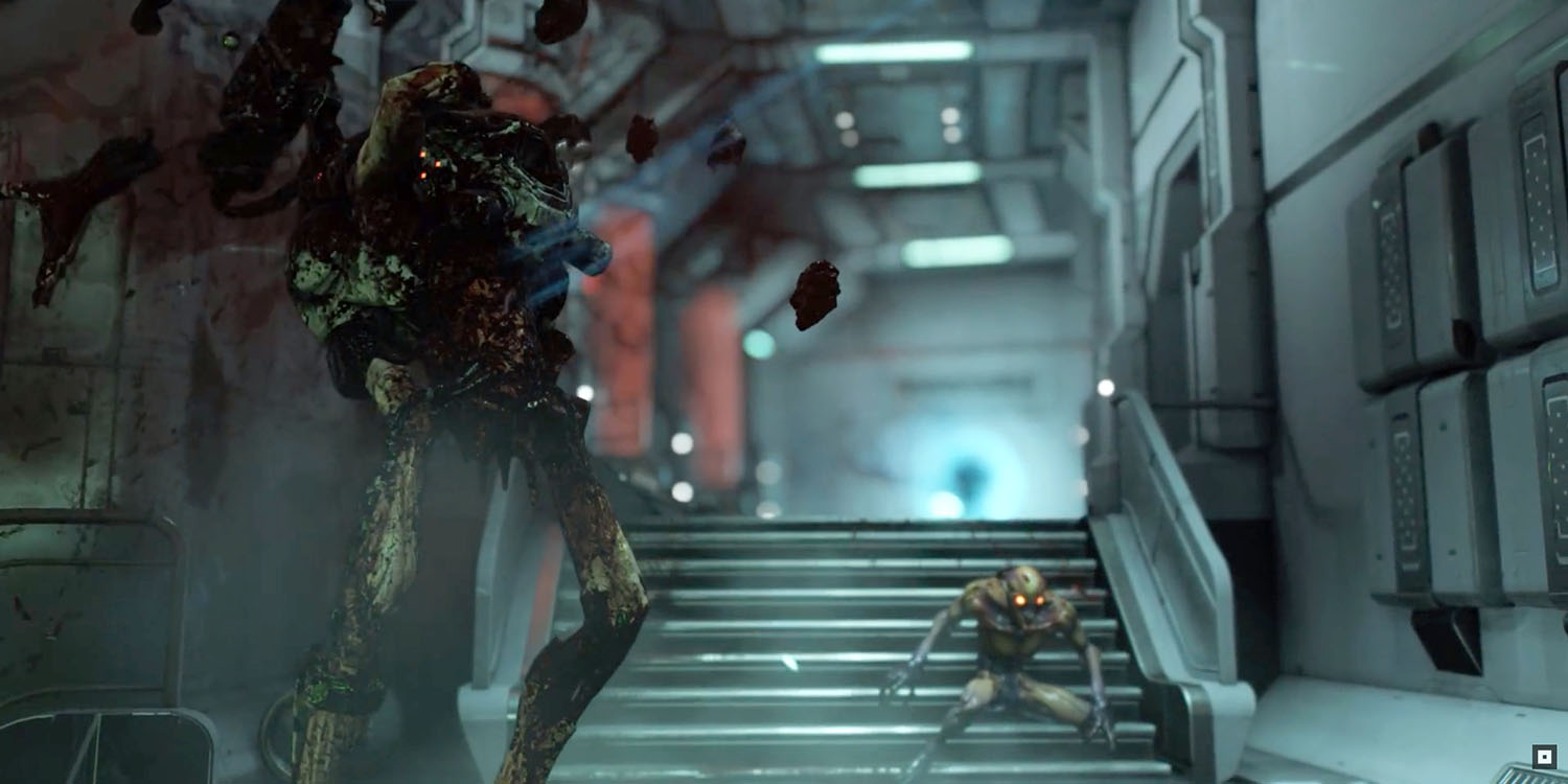 Play Doom on iOS later this year, free of charge, if you sign up here