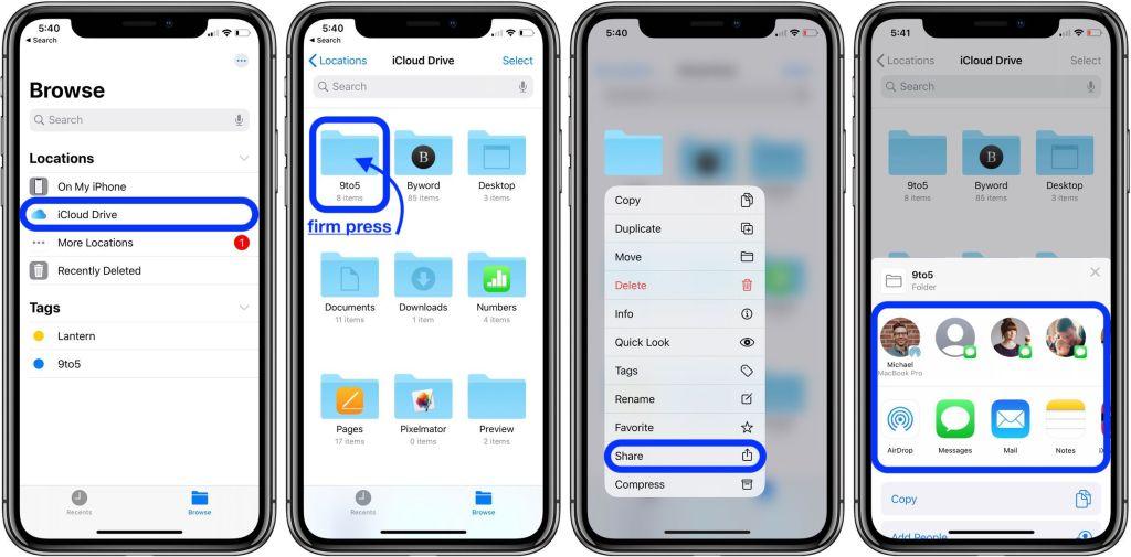 iOS 13.4 及 iPadOS 13.4 正式推送!新增 Memoji 、iCloud 文件夹共享,iPad 添加鼠标及触控板支持 9