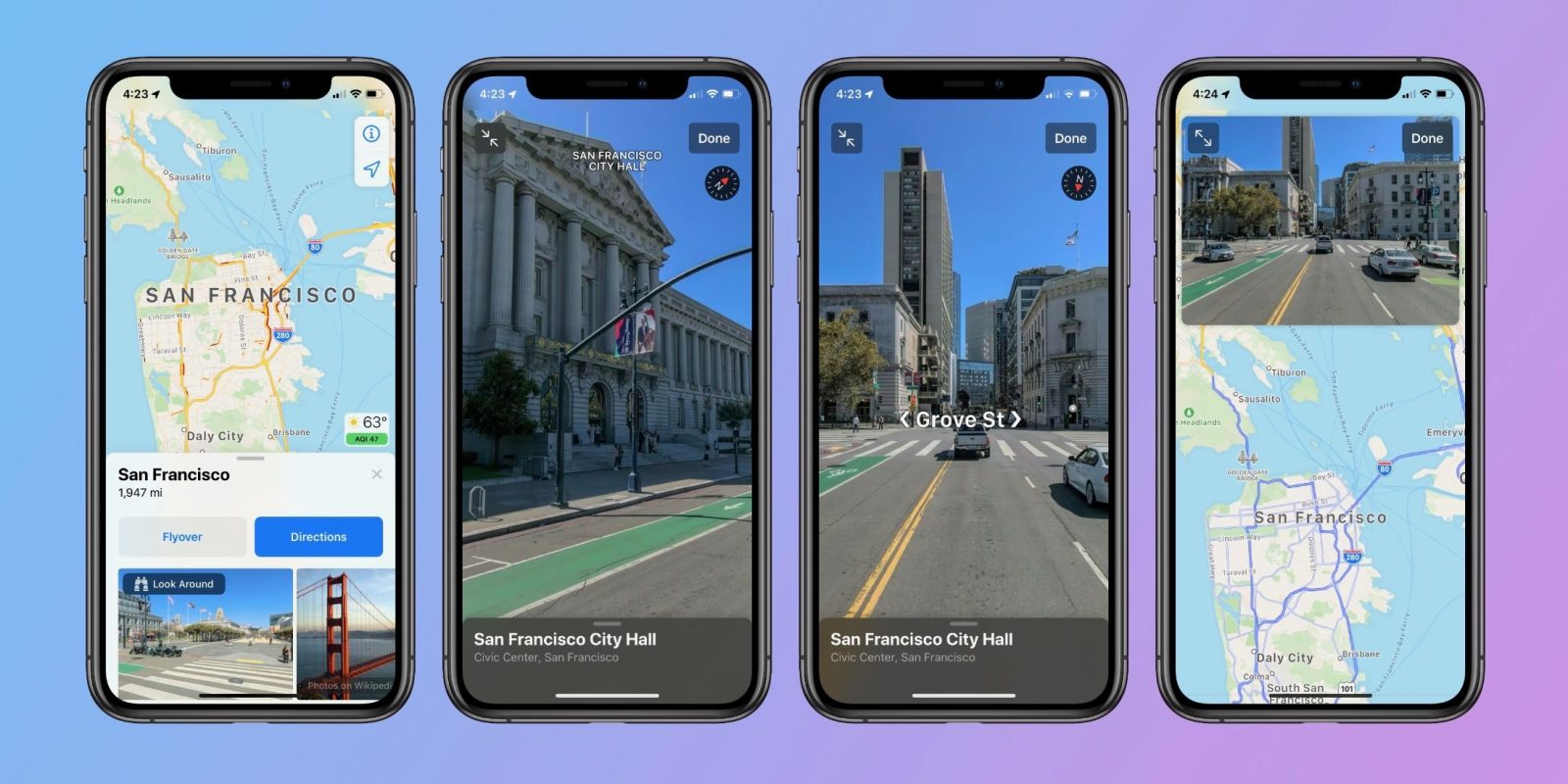 How to use the new Street View-like 'Look Around' feature in Apple Maps on iOS 13