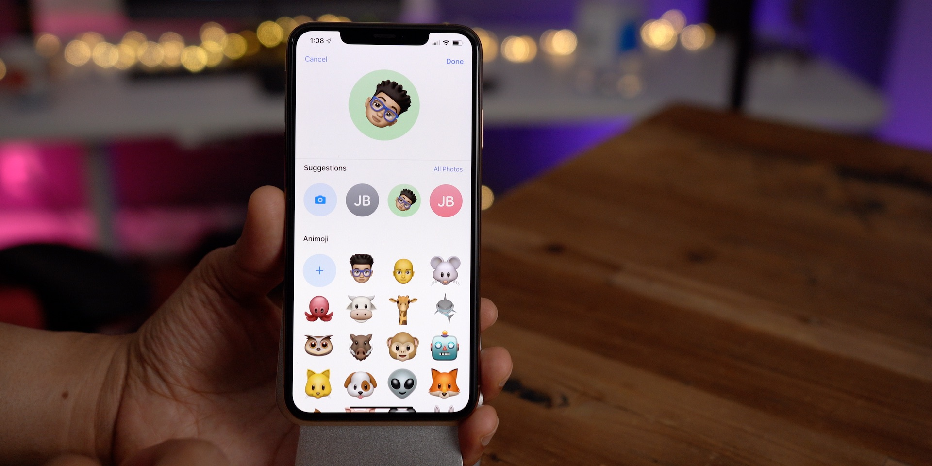 iOS 13 changes Contacts