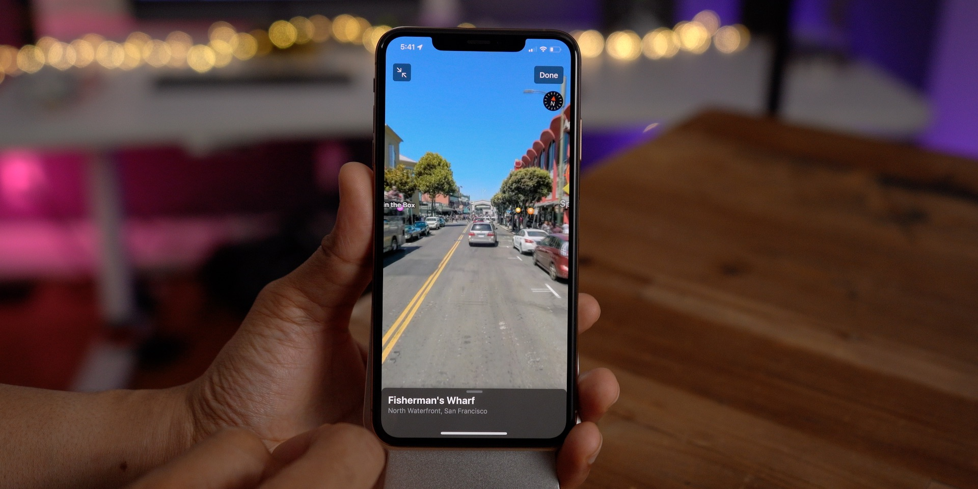 iOS 13 changes Maps