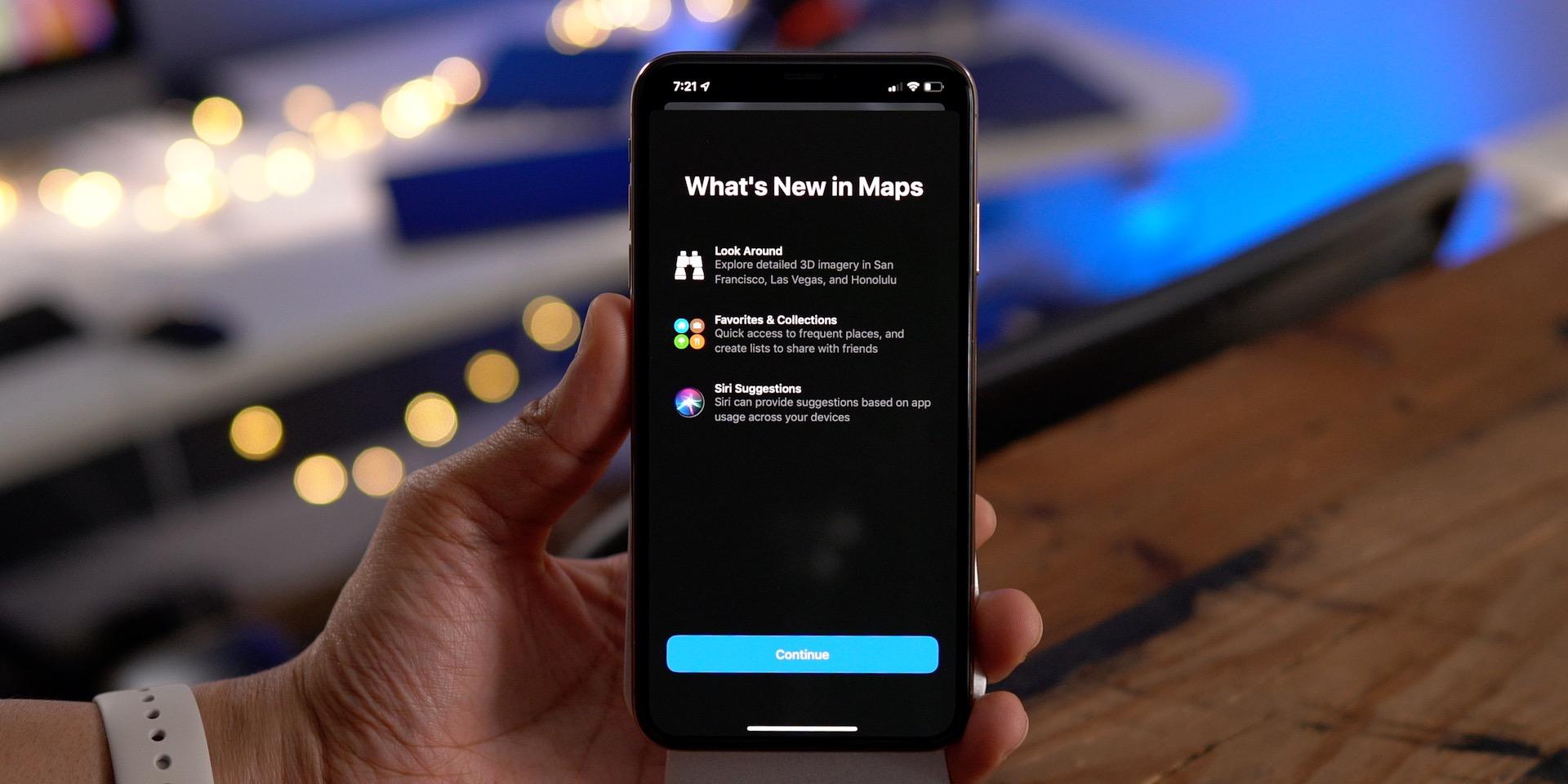 Maps Splash Screen