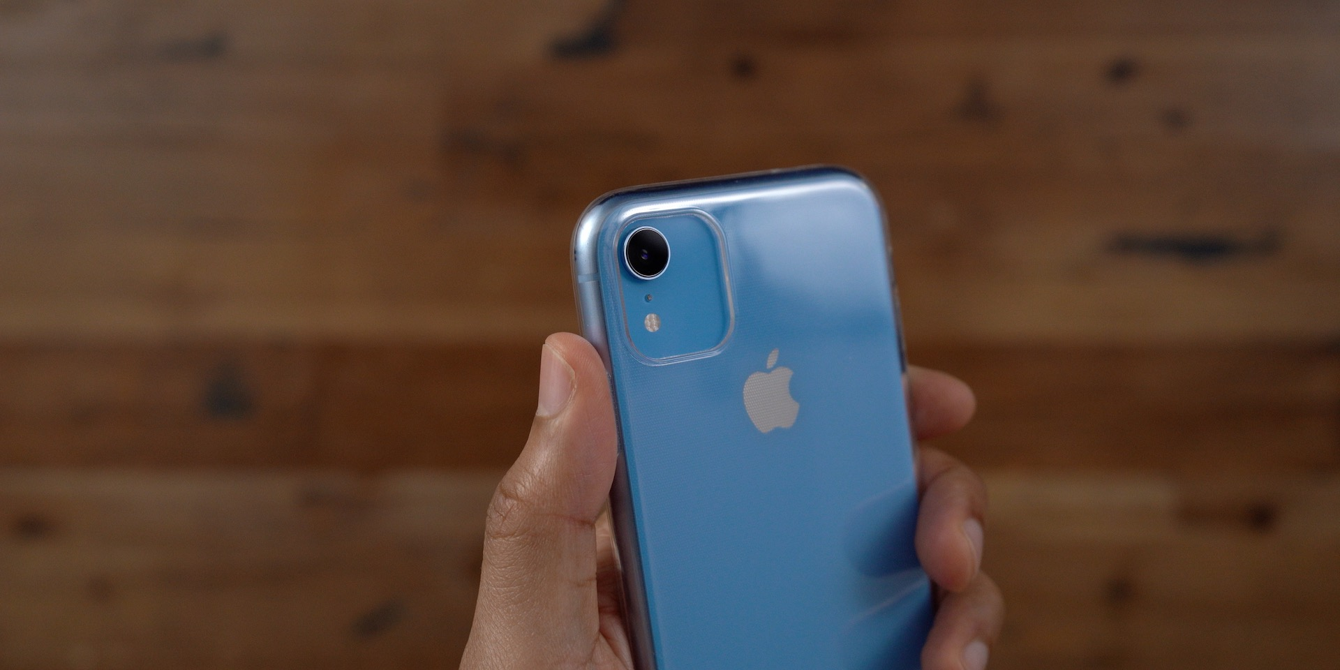 iPhone XR in iPhone 11R Case