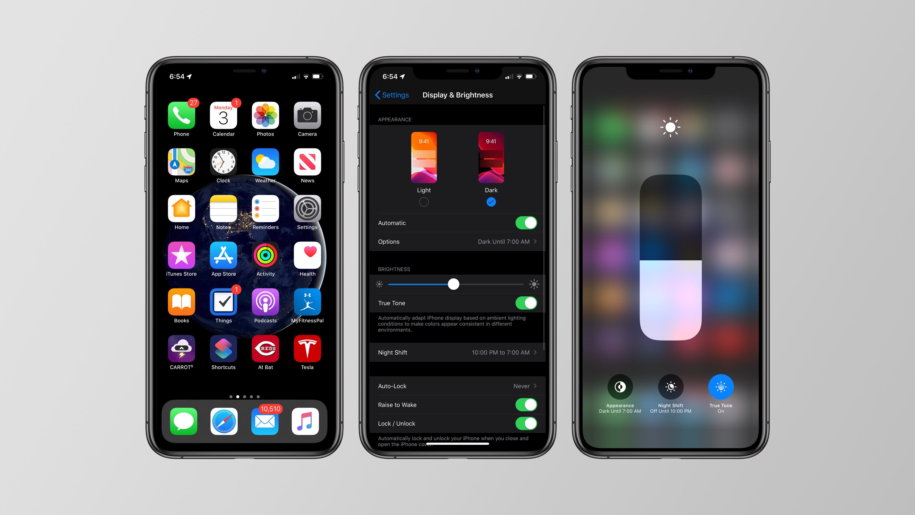 apple ios-13-dark-mode