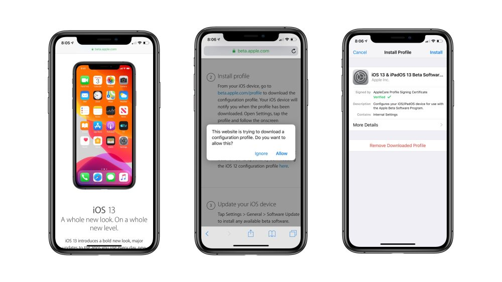 How to install the iOS 13 public beta on your iPhone - 9to5Mac