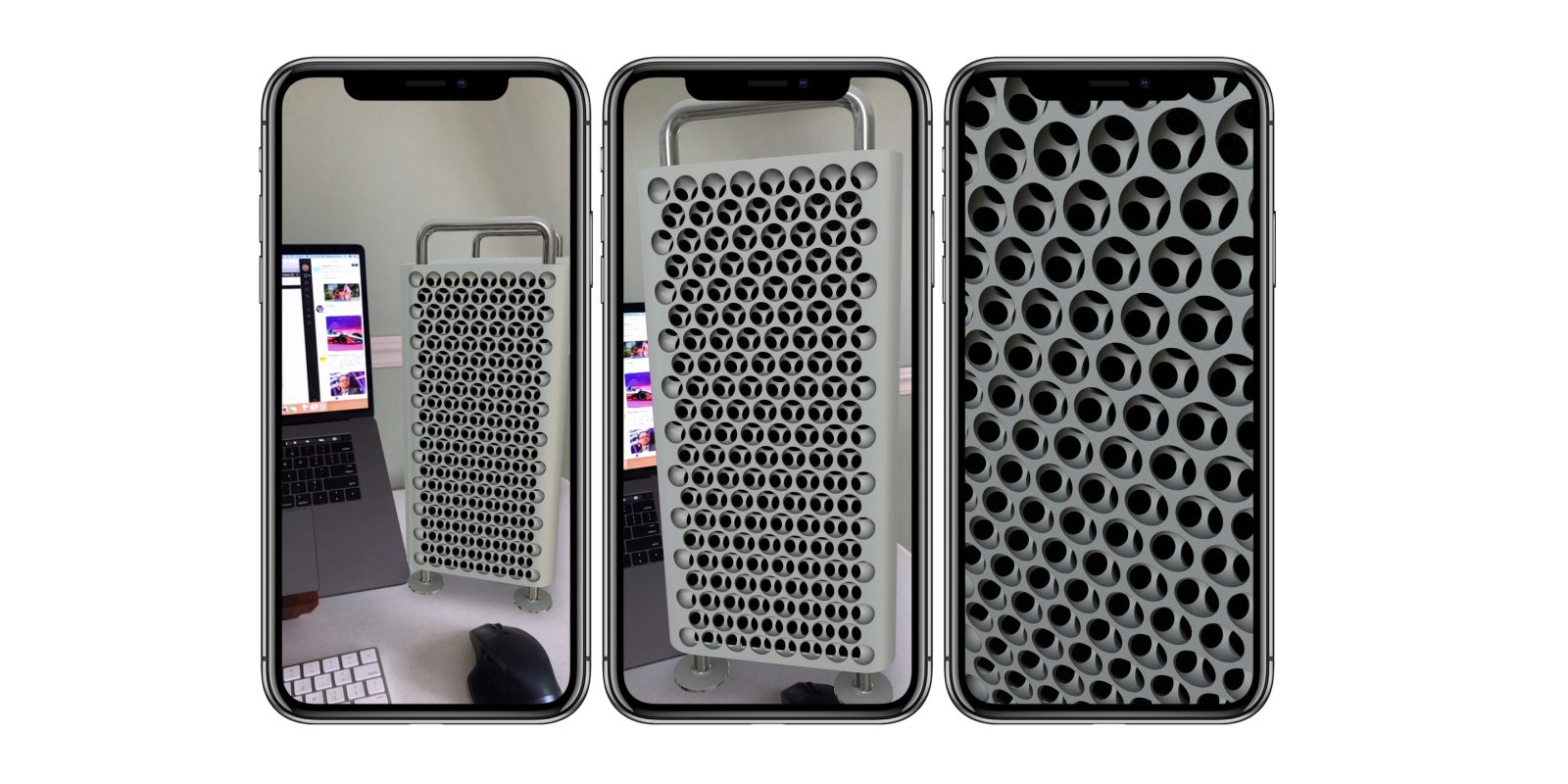 Apple's Mac Pro AR tool is great for making a slick iPhone