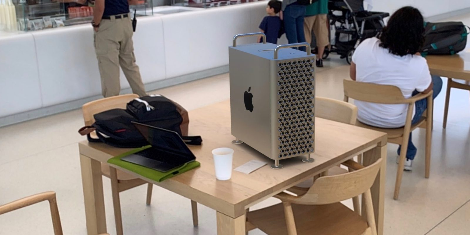 Envision the new Mac Pro and Pro Display XDR on your desk with Apple's AR preview