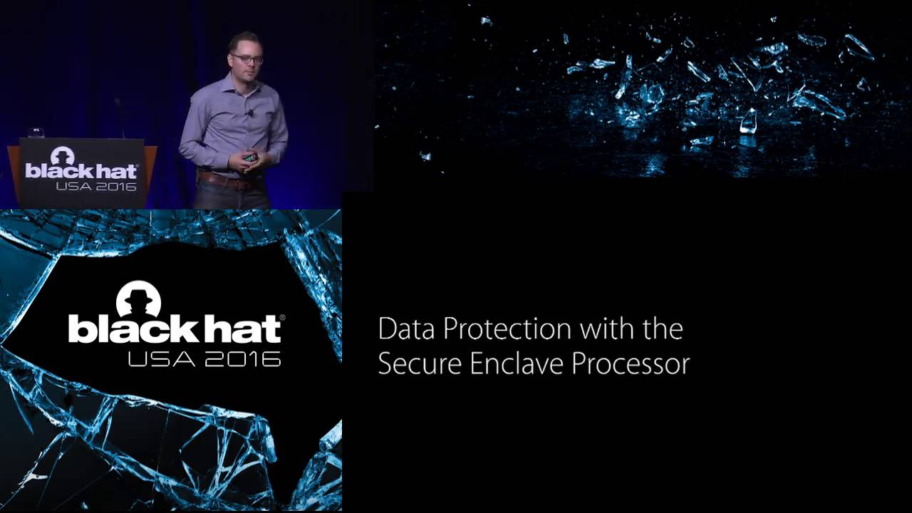 Apple Security Engineering Chief to Talk iOS and MacOS at Black Hat 2019
