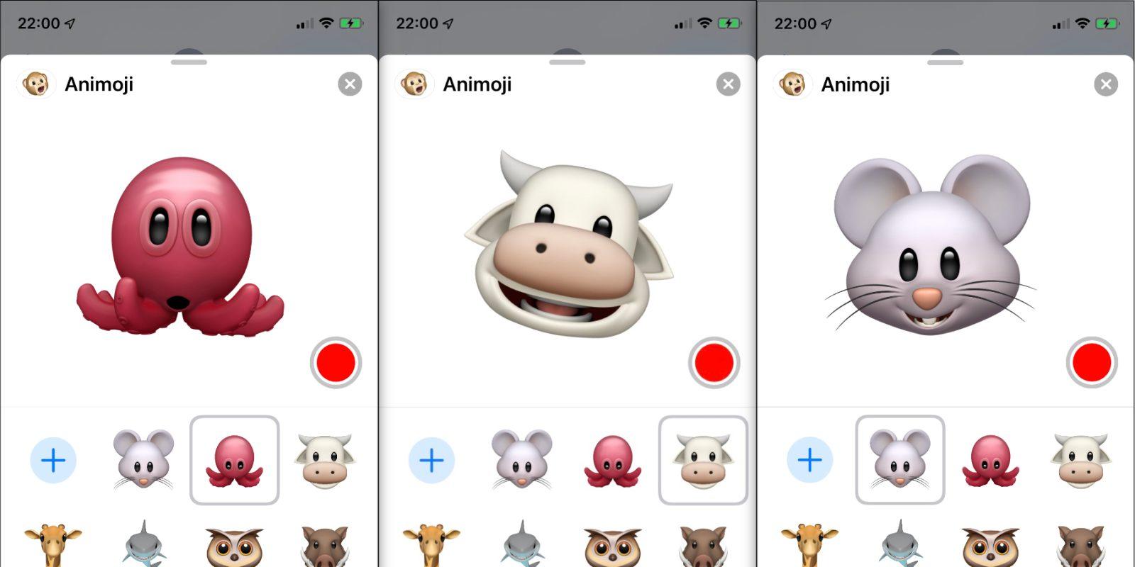 iOS 13 features three new Animoji and Memoji Stickers - 9to5Mac