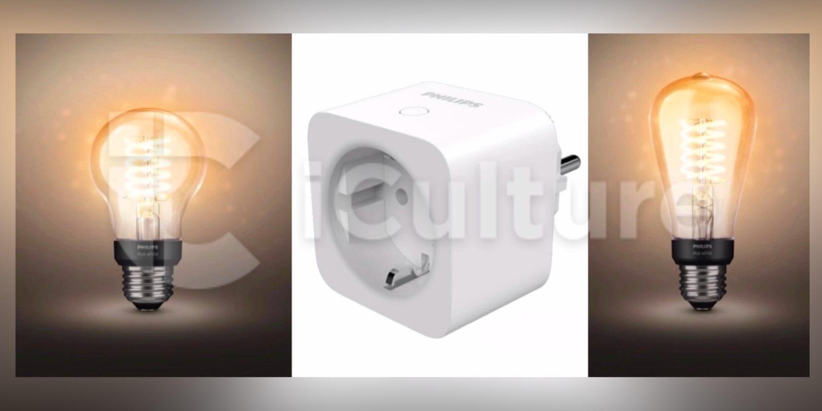 Philips Hue 2019 fall lineup reportedly includes new HomeKit smart plug and filament bulbs
