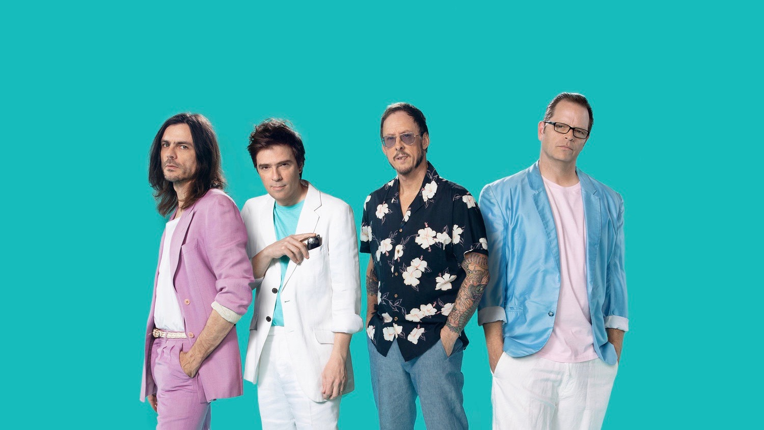 Weezer performs at Apple's WWDC 2019 Bash [Gallery]