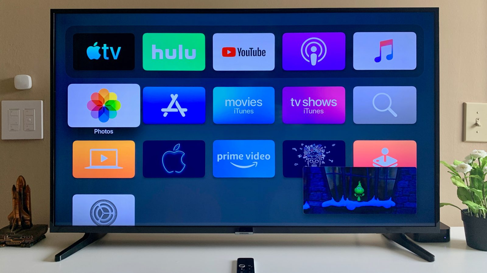 tvOS 13 beta 2 brings Picture-in-Picture video multitasking to Apple TV