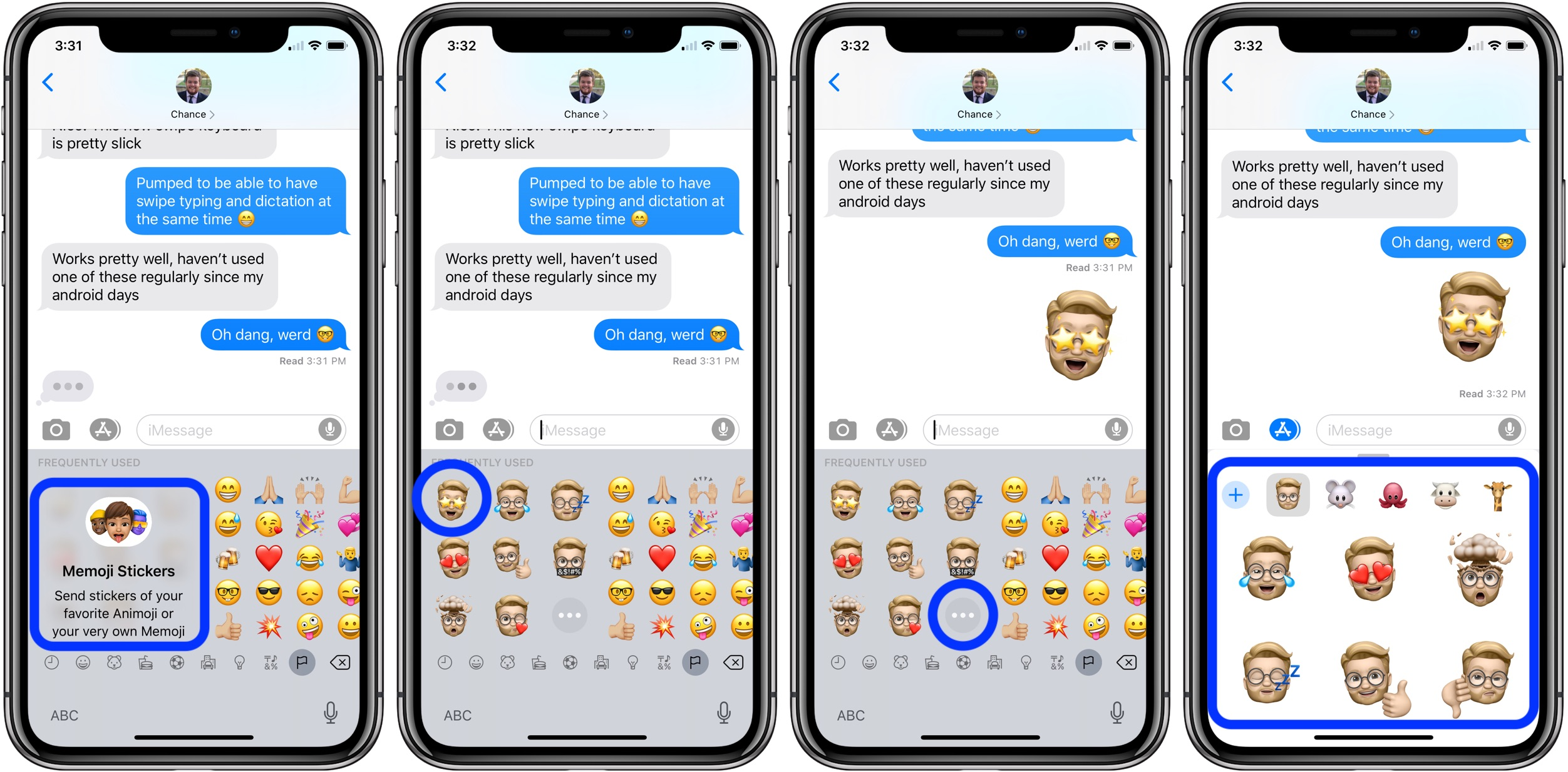 How to use Memoij Stickers on iPhone in iOS 13 - 9to5Mac