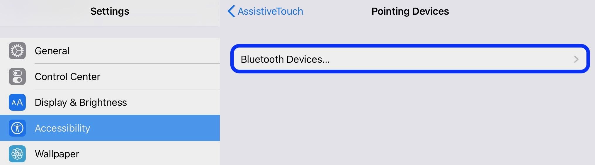 use mouse on iPad iPadOS 13 walkthrough 4