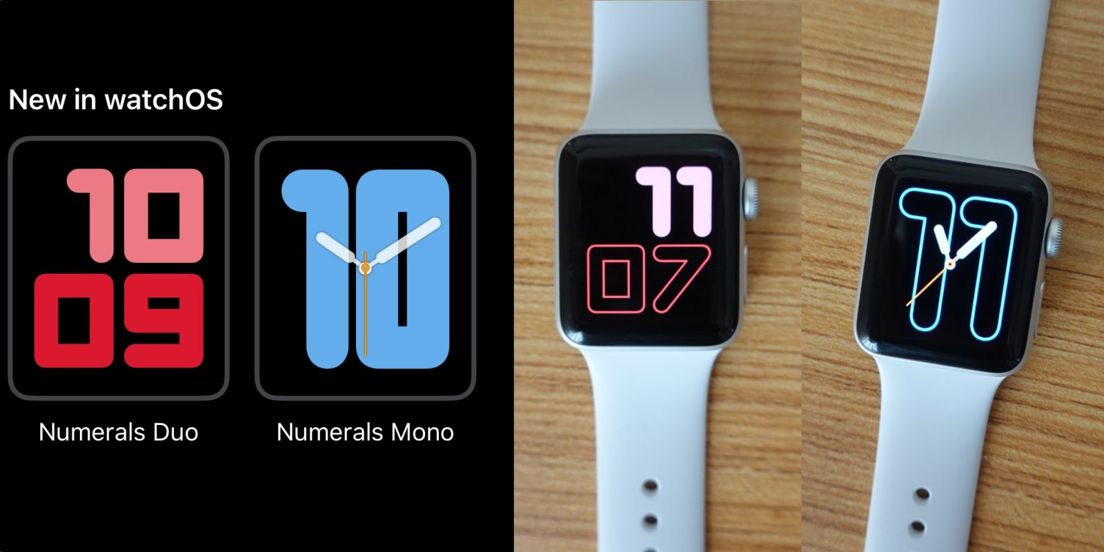 watchOS 6 limits new watch faces on older Apple Watches - 9to5Mac